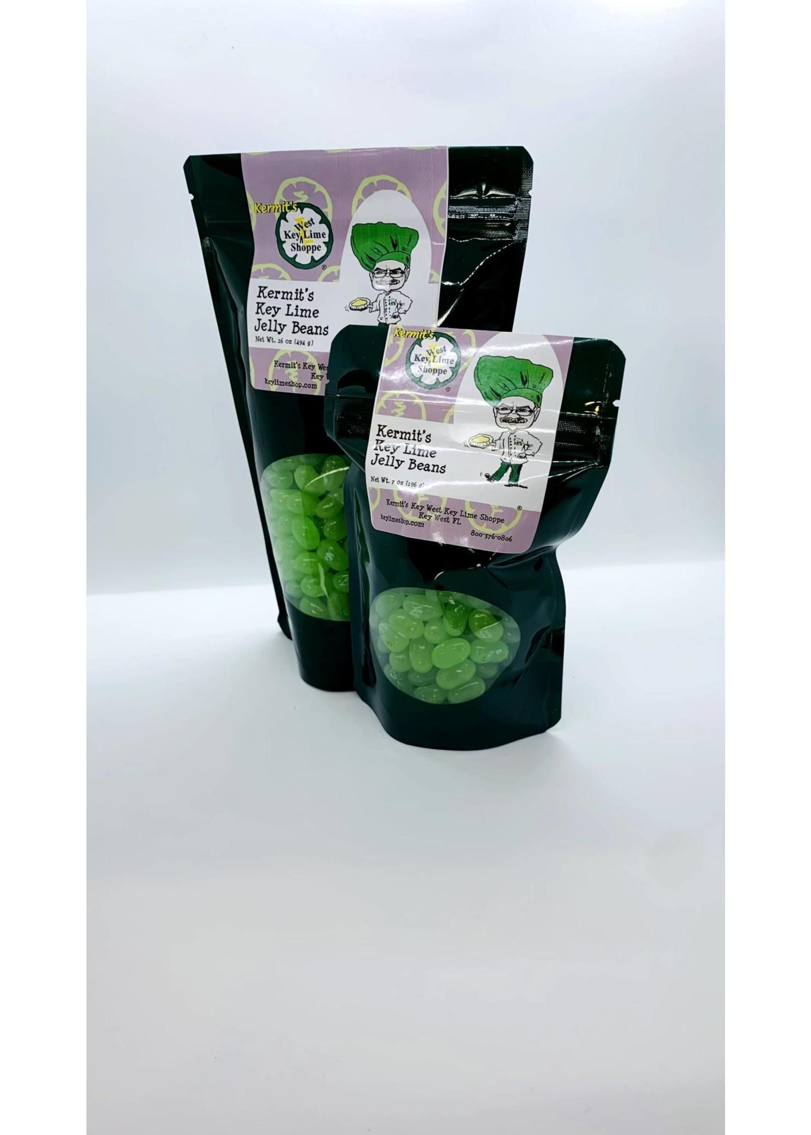 Kermit's Key Lime Jelly Beans