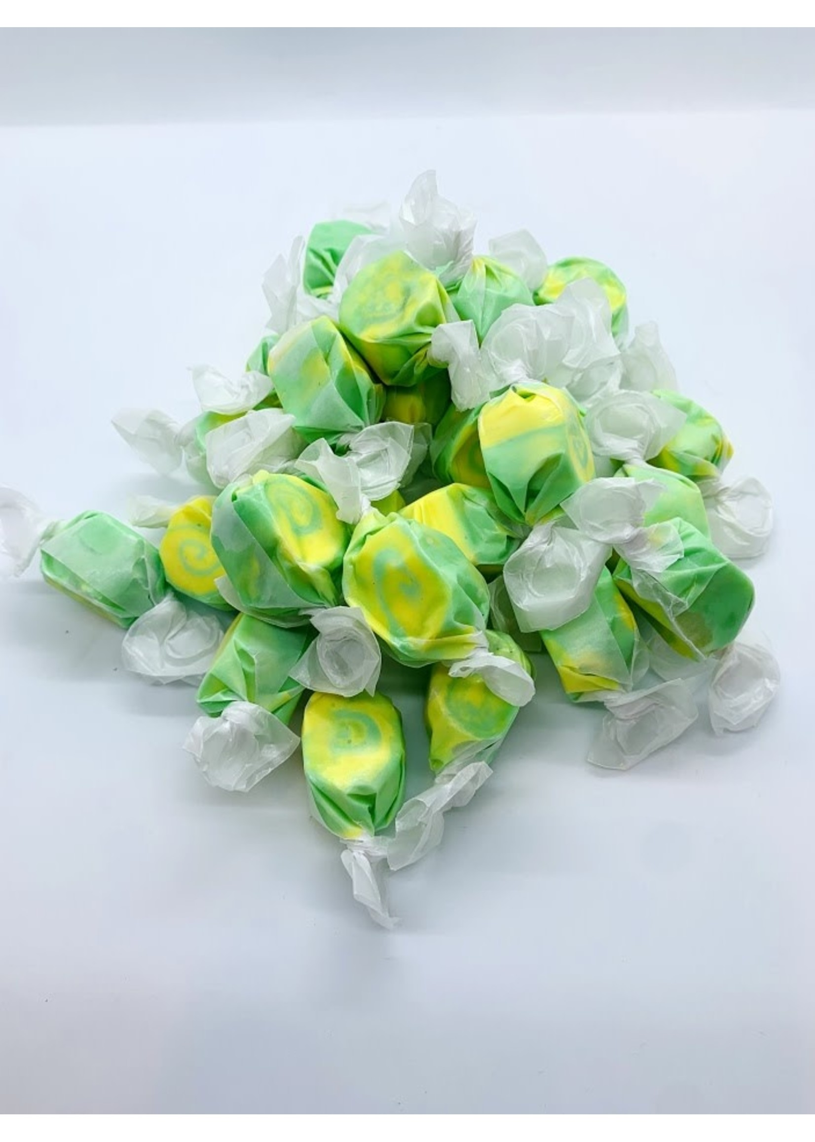 Kermit's Key Lime Taffy