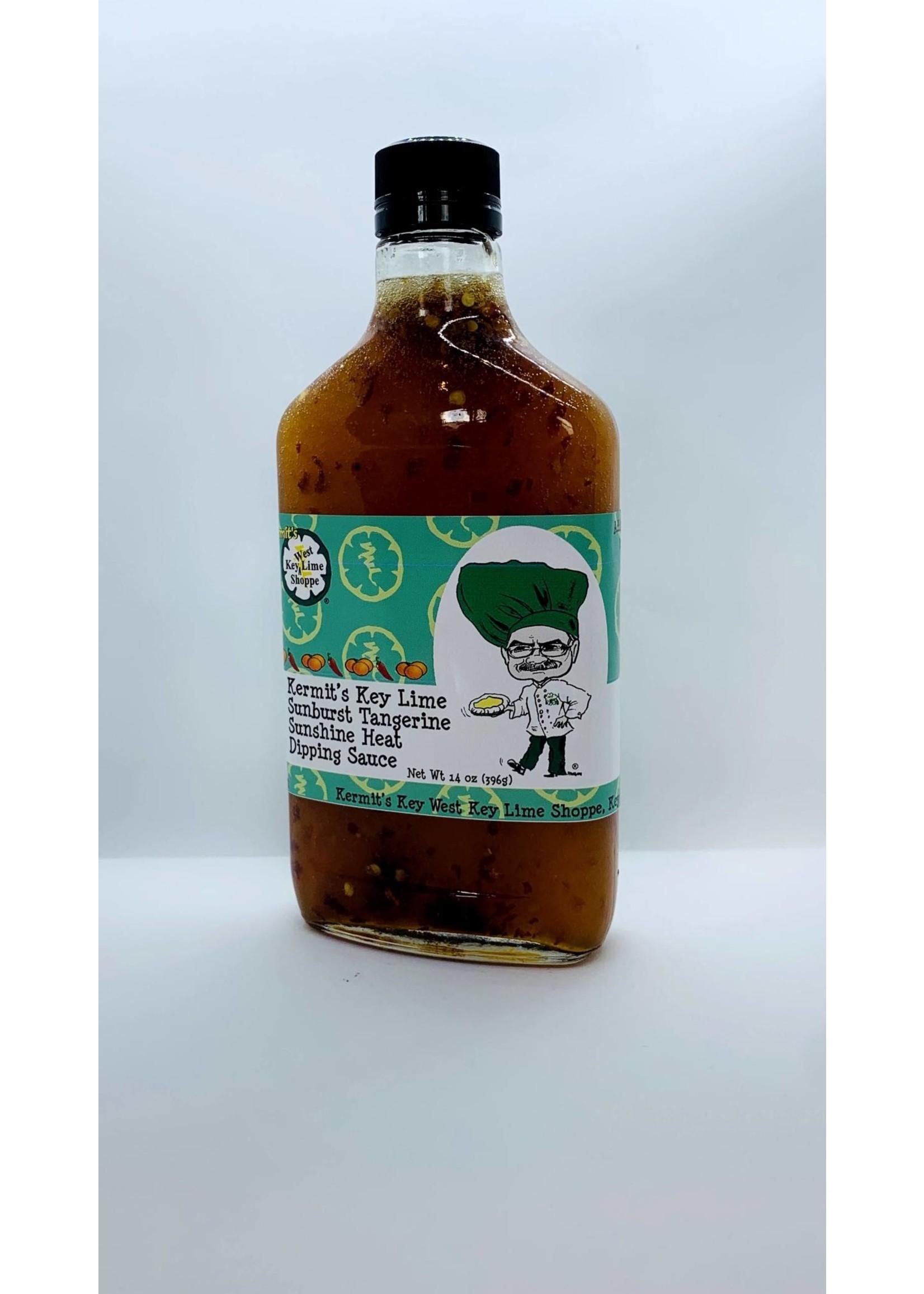 Kermit's Key Lime Sunburst Tangerine Dipping Sauce 14 oz
