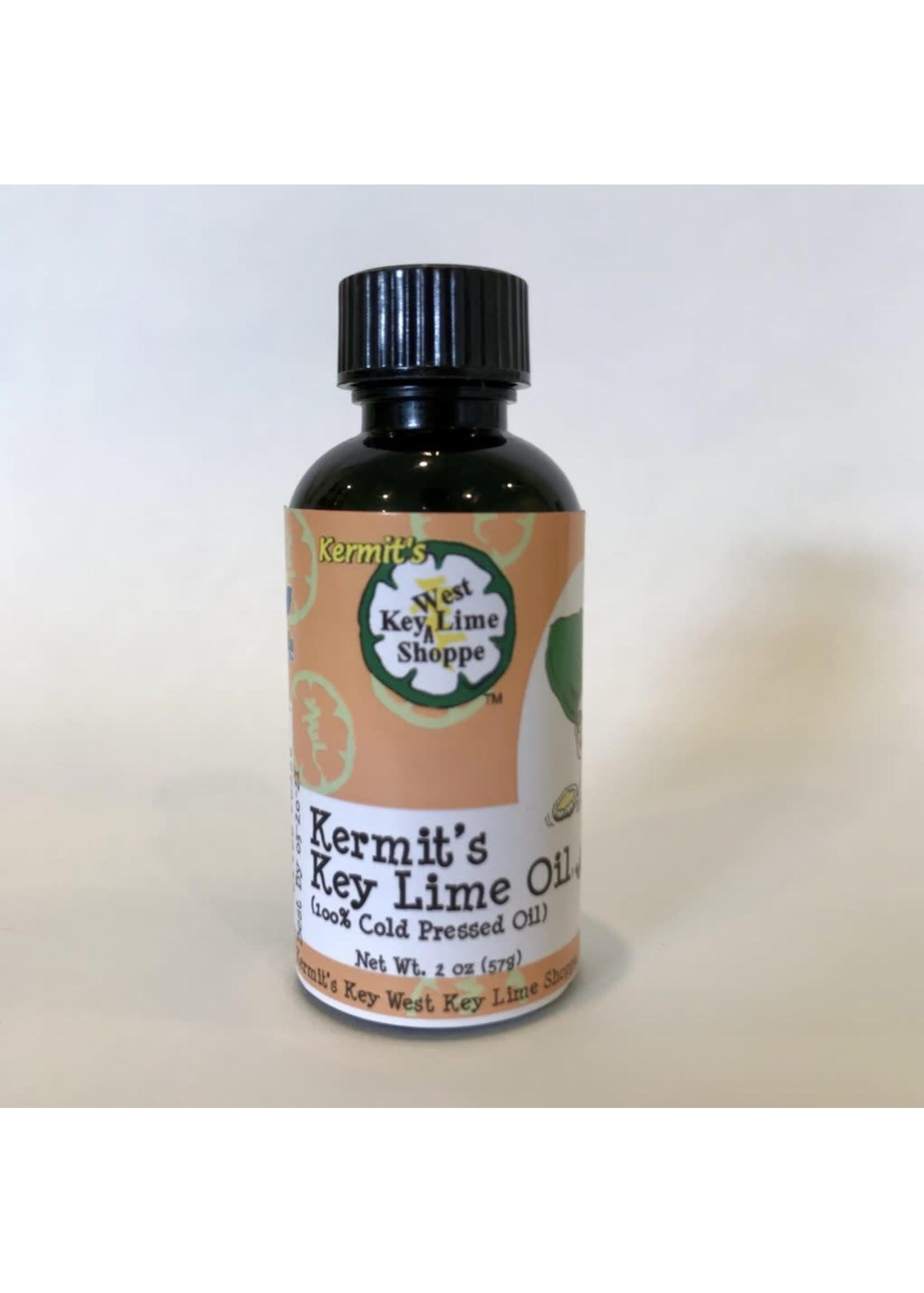Kermit's Pure Key Lime Oil - 2oz