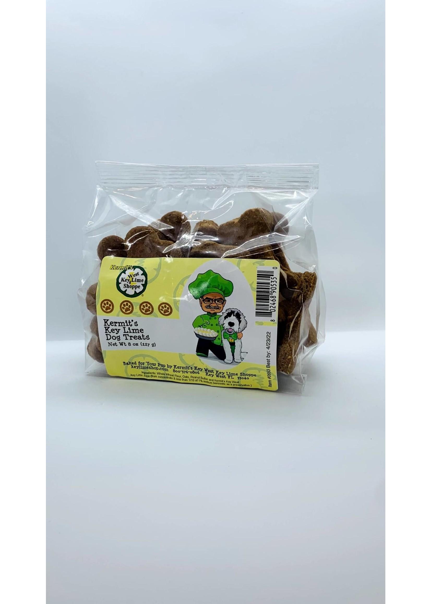 Kermit's Key Lime Dog Treats - 8 oz
