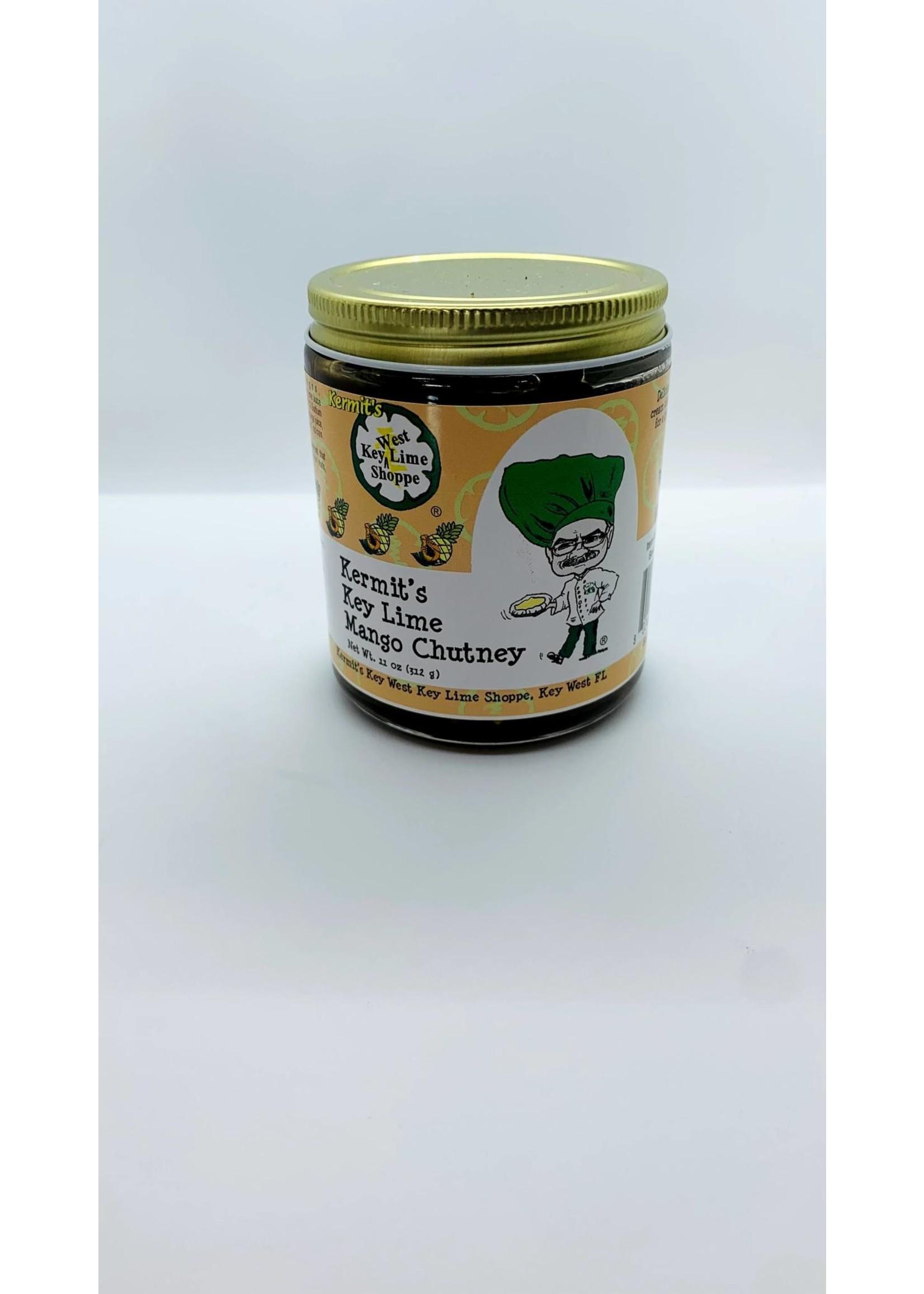 Kermit's Key Lime Mango Chutney 11oz