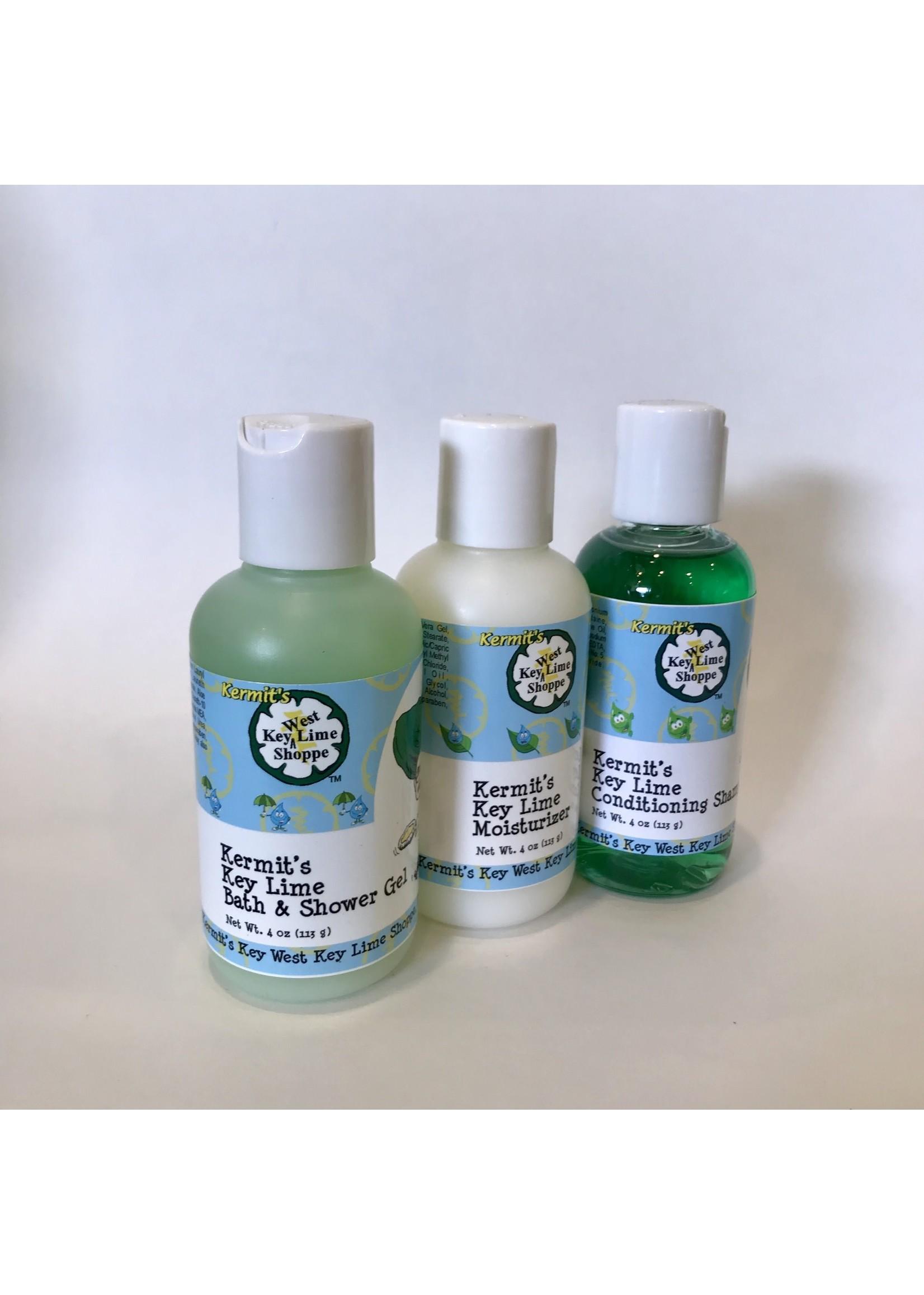 Kermit's Key Lime Bath & Shower Gel