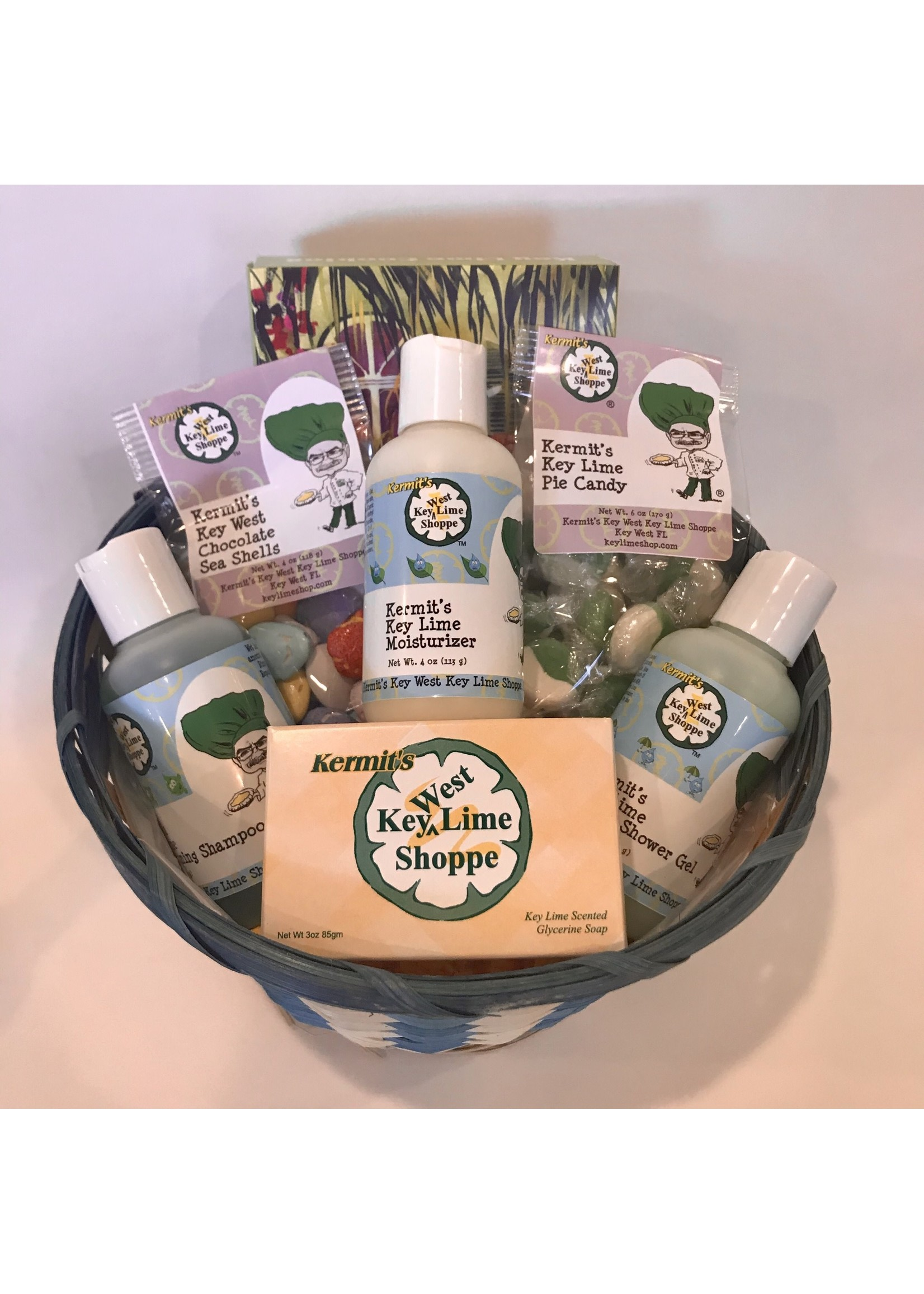 Kermit's Duval Delights Gift Basket