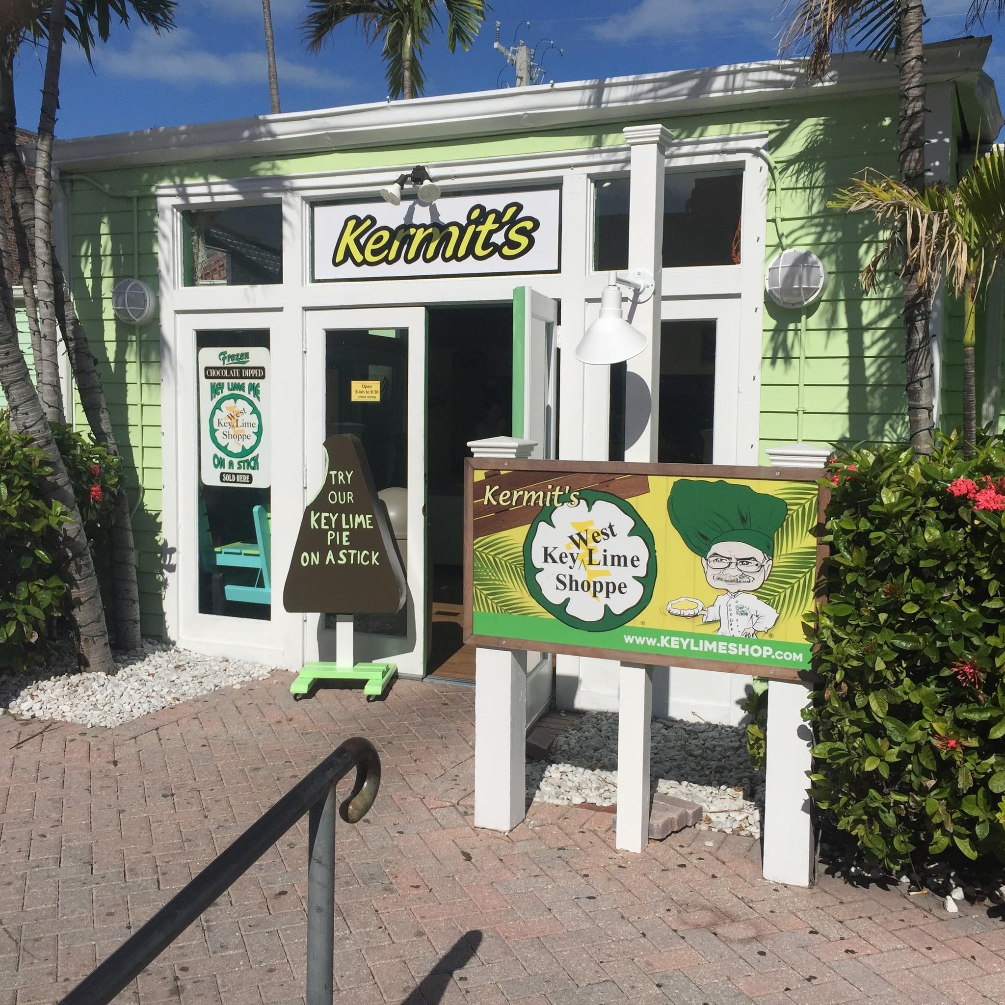 Kermit's Front Street Location