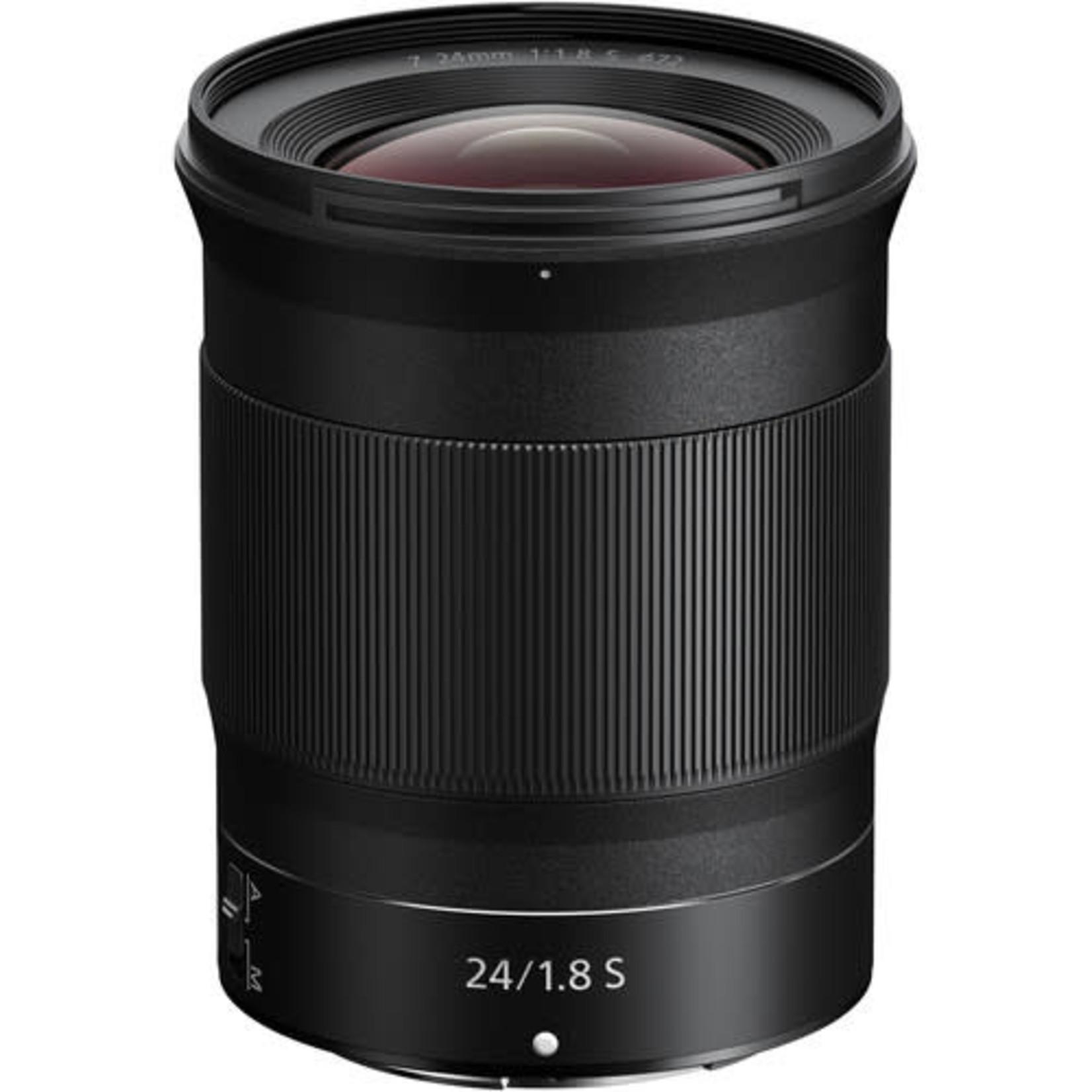 Nikon Nikon NIKKOR Z 24mm f/1.8 S Lens