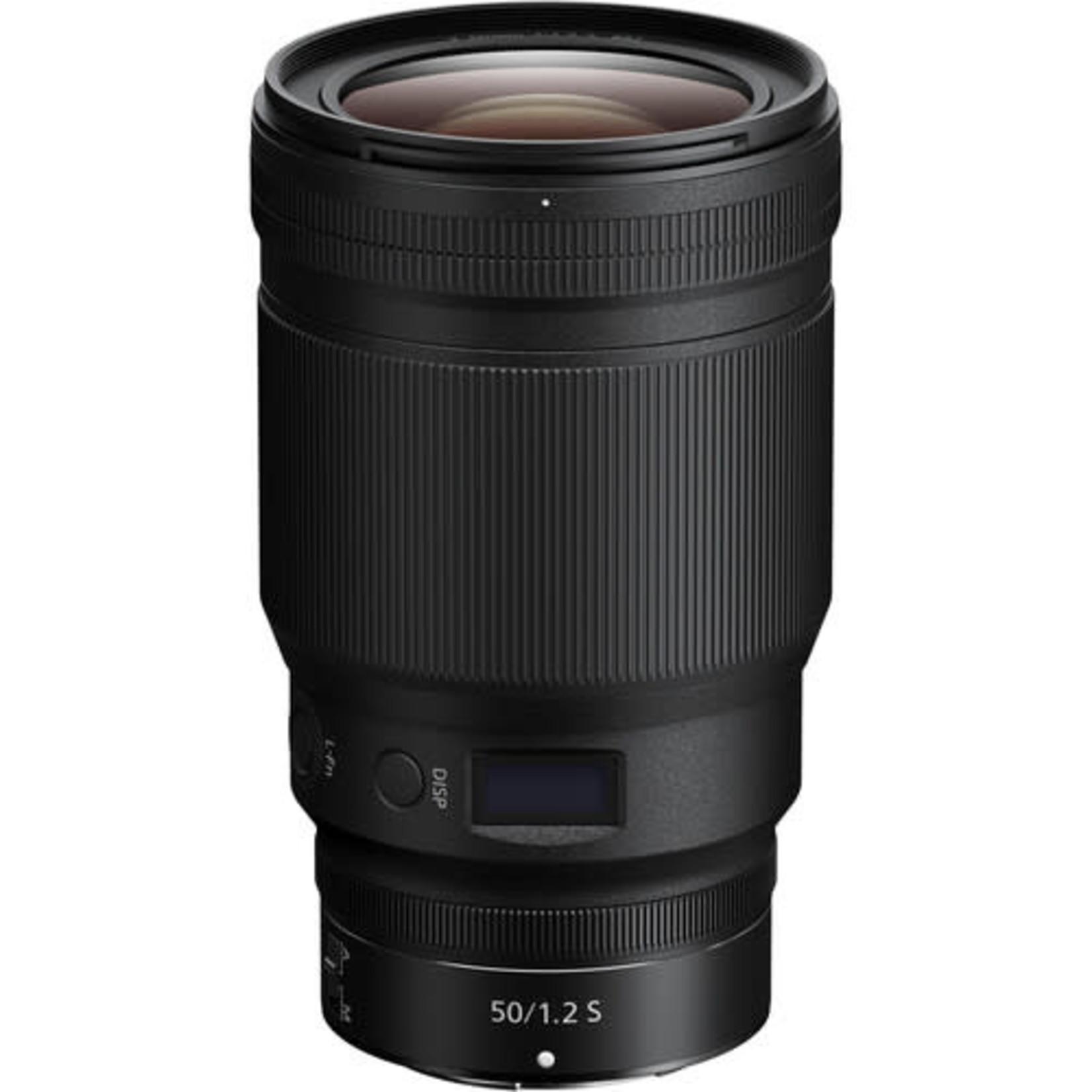 Nikon Nikon NIKKOR Z 50mm f/1.2 S Lens
