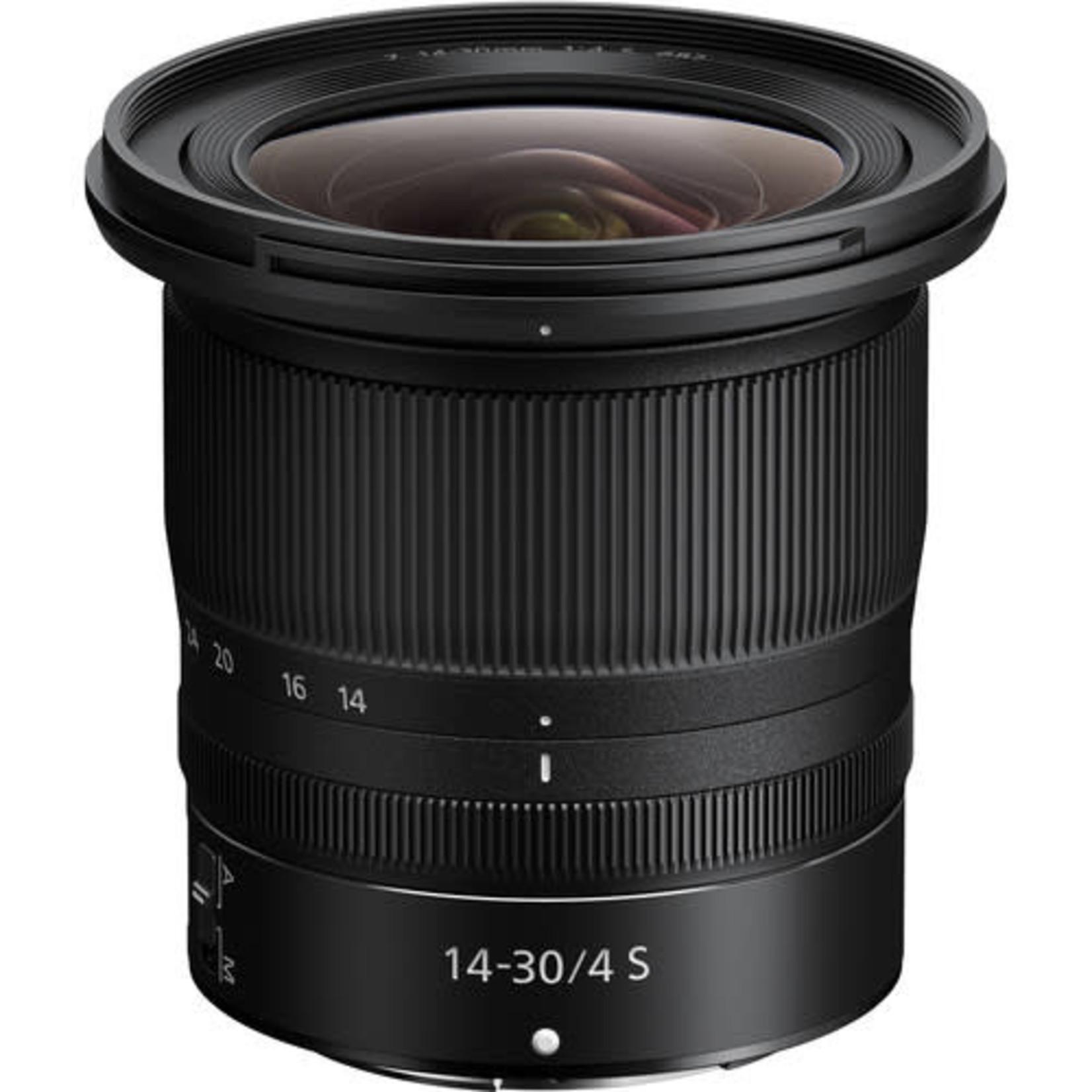 Nikon Nikon NIKKOR Z 14-30mm f/4 S Lens