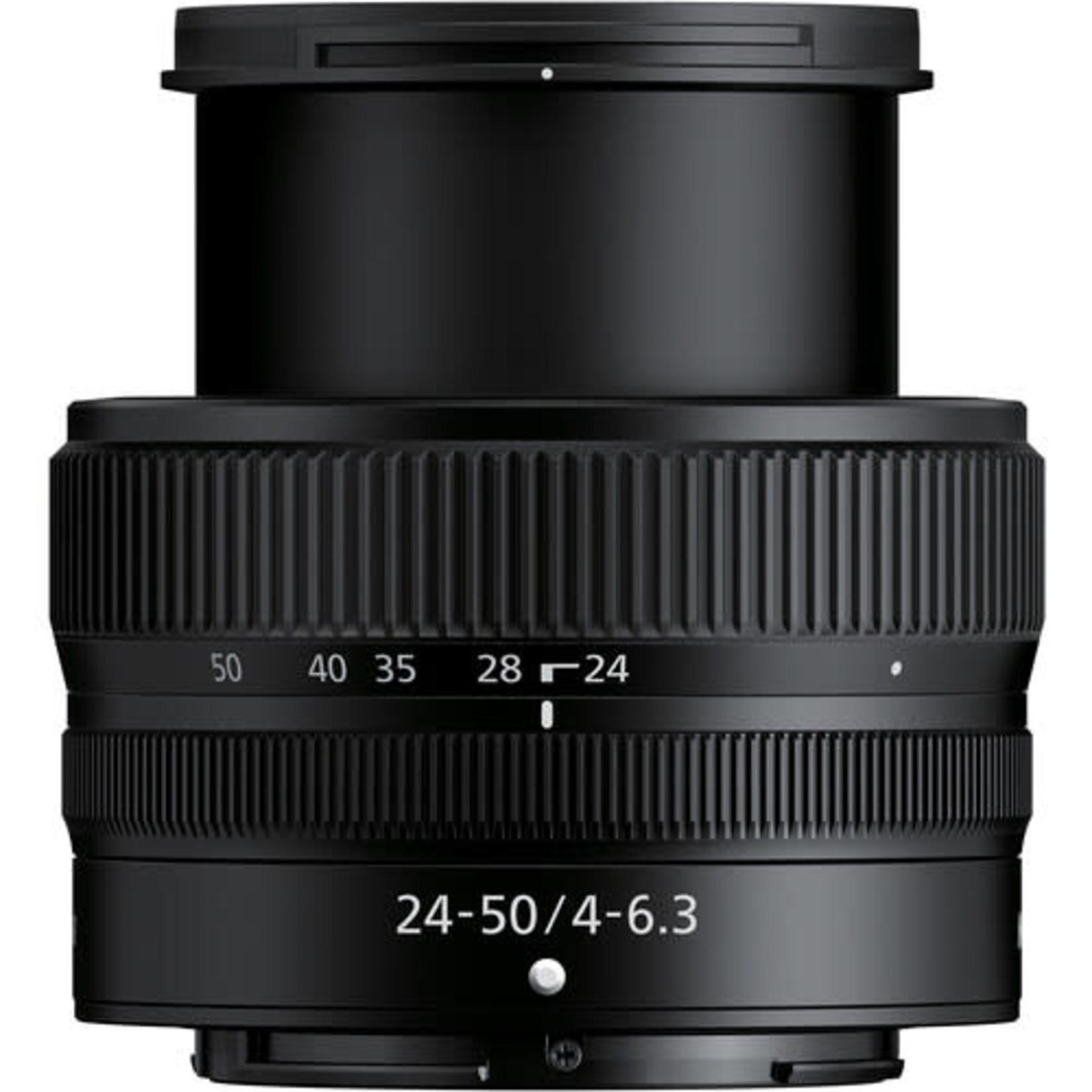 Nikon Nikon NIKKOR Z 24-50mm f/4-6.3 Lens