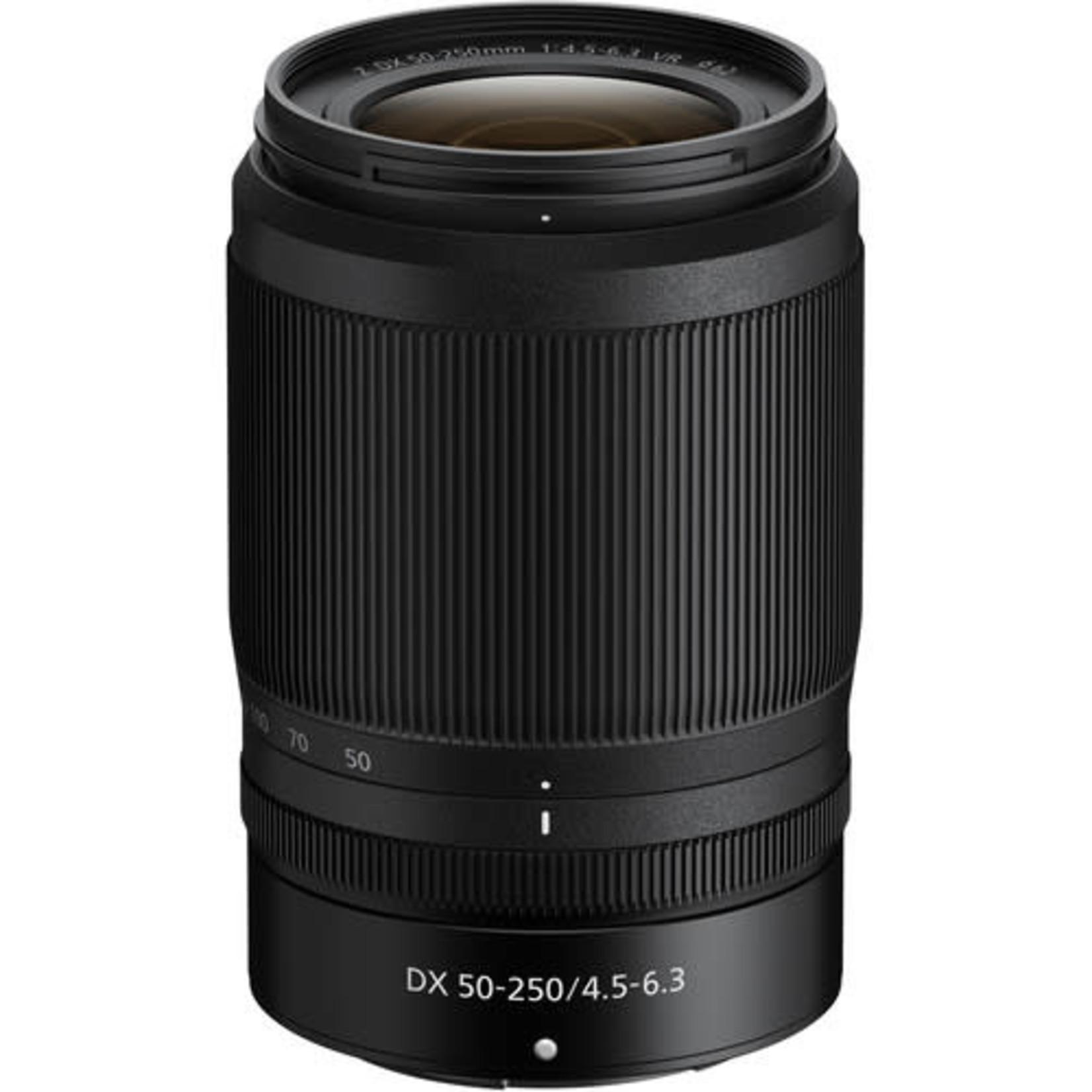 Nikon Nikon NIKKOR Z DX 50-250mm f/4.5-6.3 VR Lens