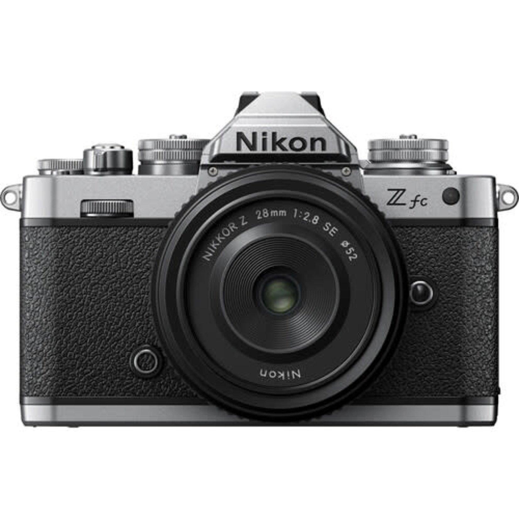 Nikon Nikon Z fc Mirrorless Digital Camera with 28mm Lens