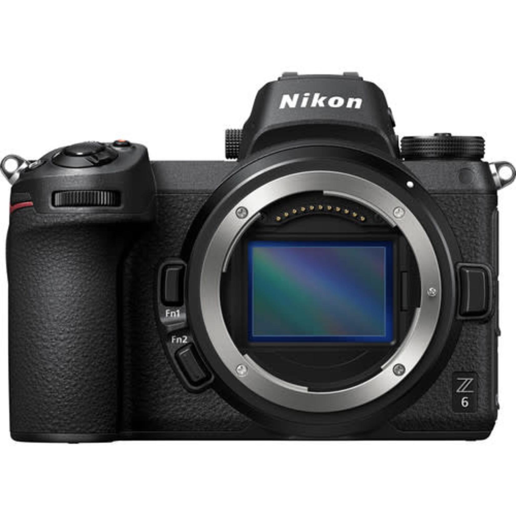 Nikon Nikon Z 6 Mirrorless Digital Camera (Body Only)