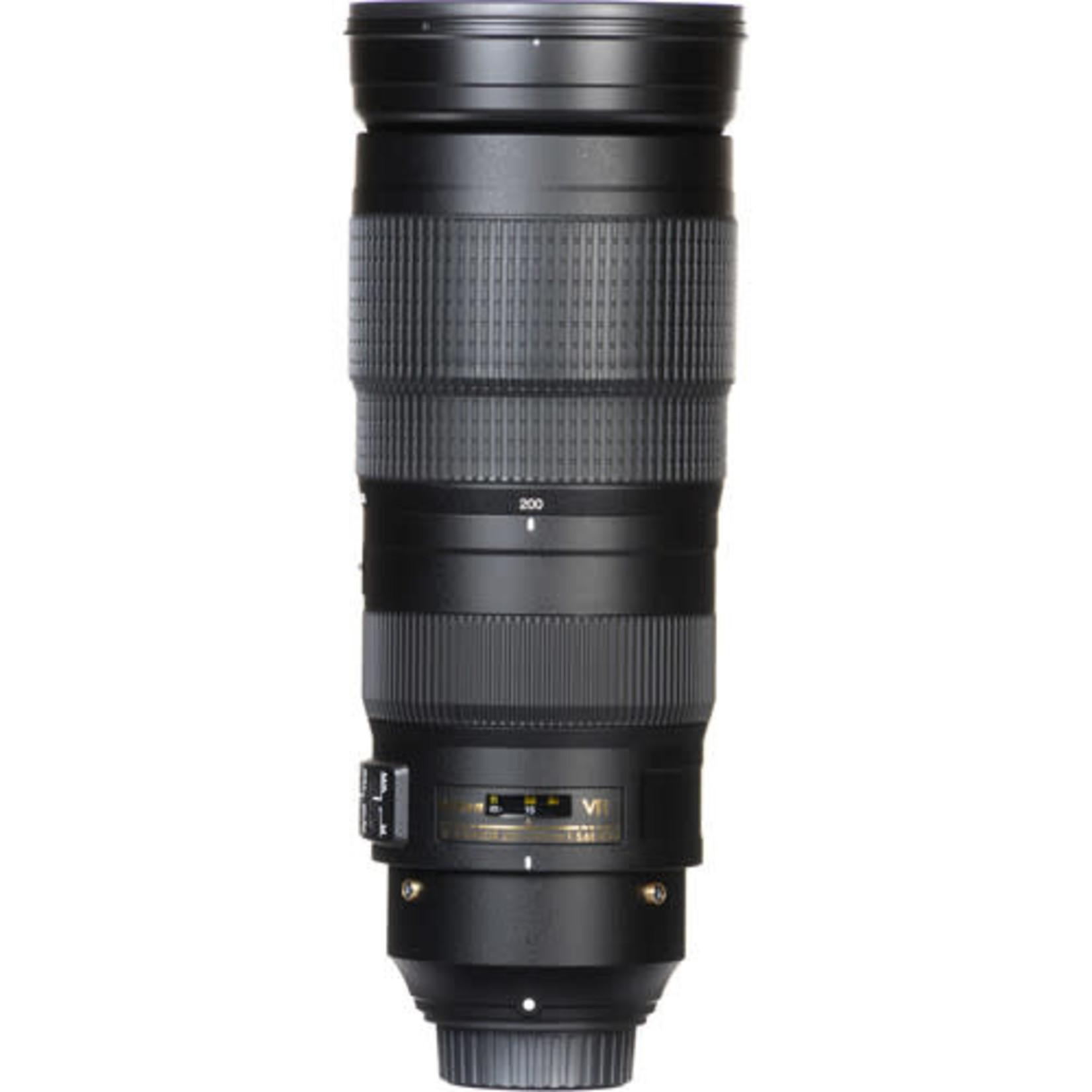 Nikon Nikon AF-S NIKKOR 200-500mm f/5.6E ED VR Lens