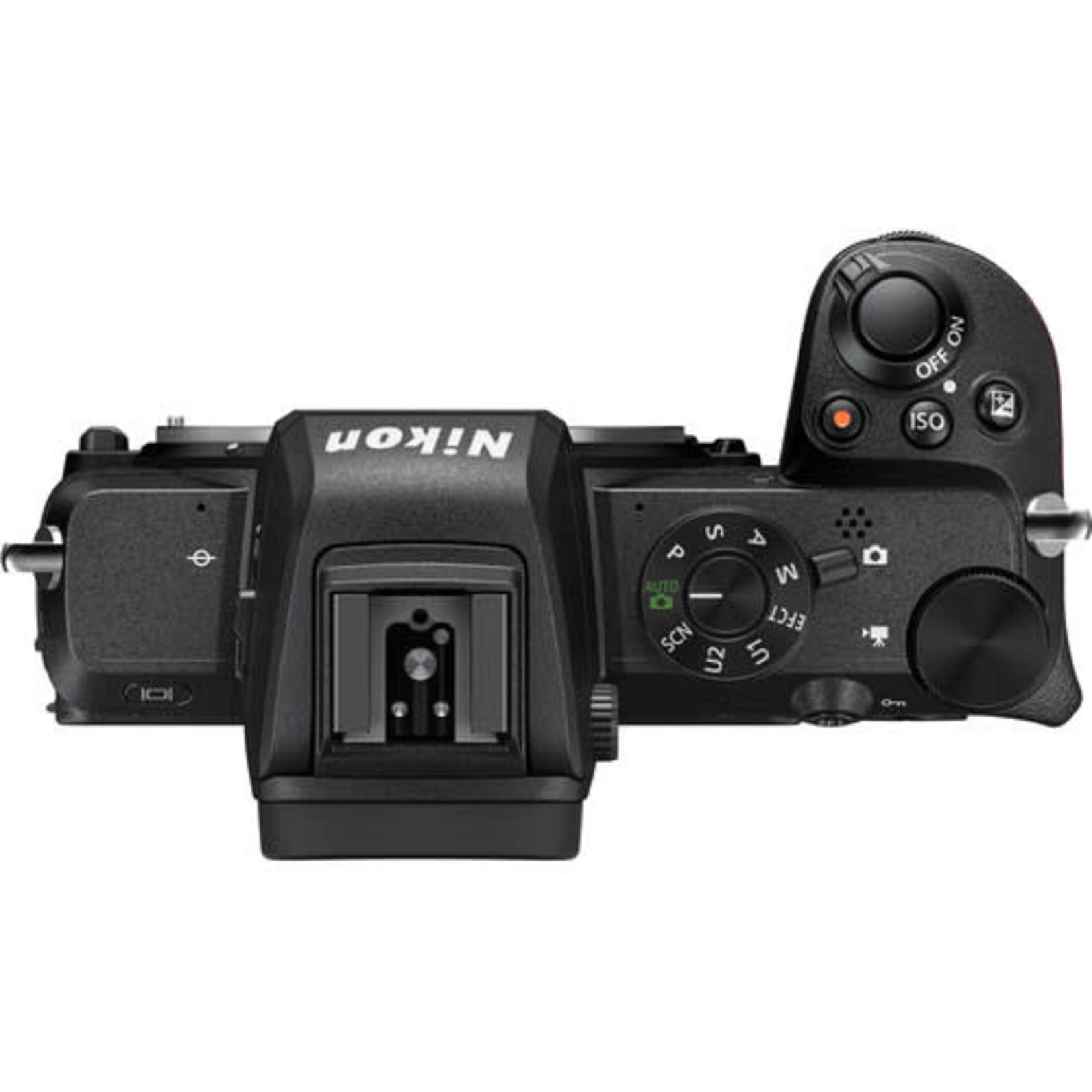 Nikon Nikon Z 50 Mirrorless Digital Camera with 16-50mm Lens