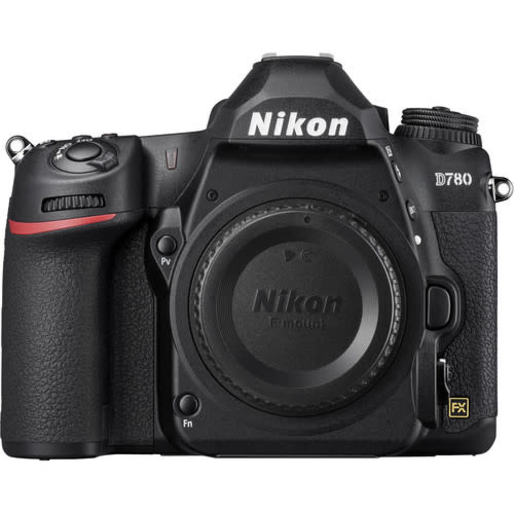 Nikon Nikon D780 DSLR Camera (Body Only)