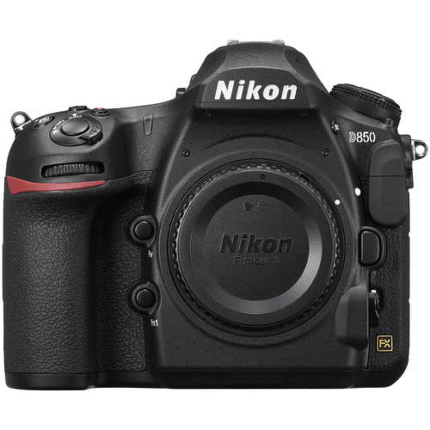 Nikon Nikon D850 DSLR Camera (Body Only)