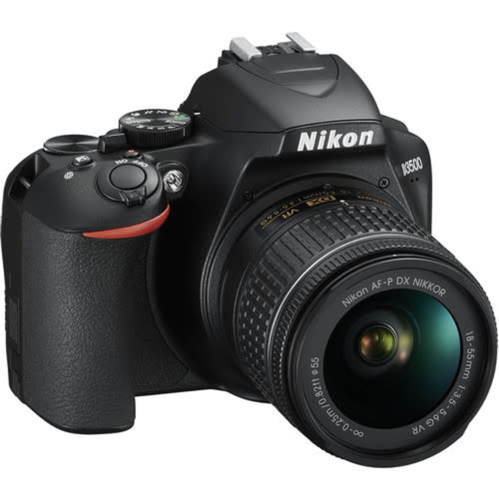 Nikon Nikon D3500 DSLR Camera with 18-55mm Lens