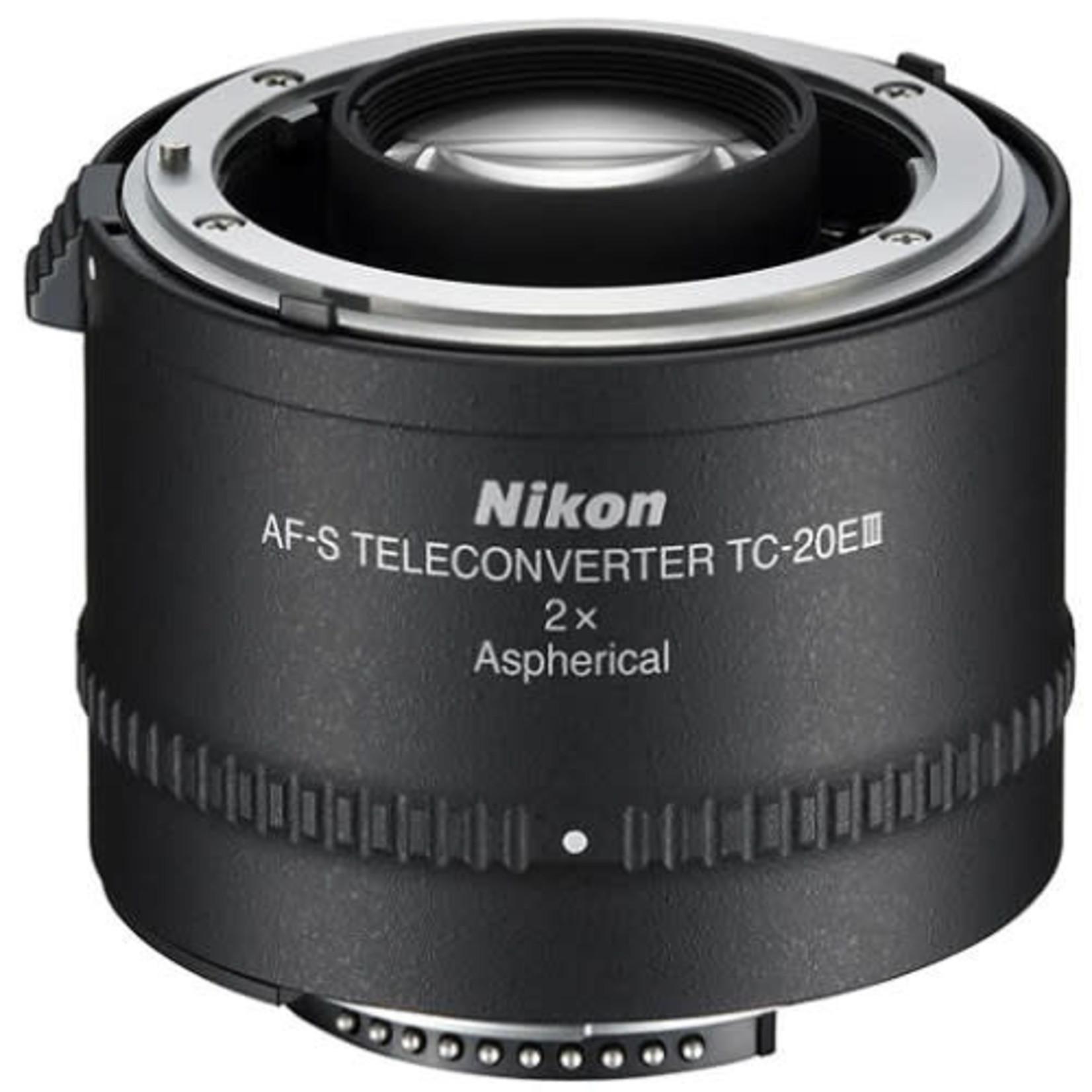 Nikon Nikon AF-S Teleconverter TC-20E III