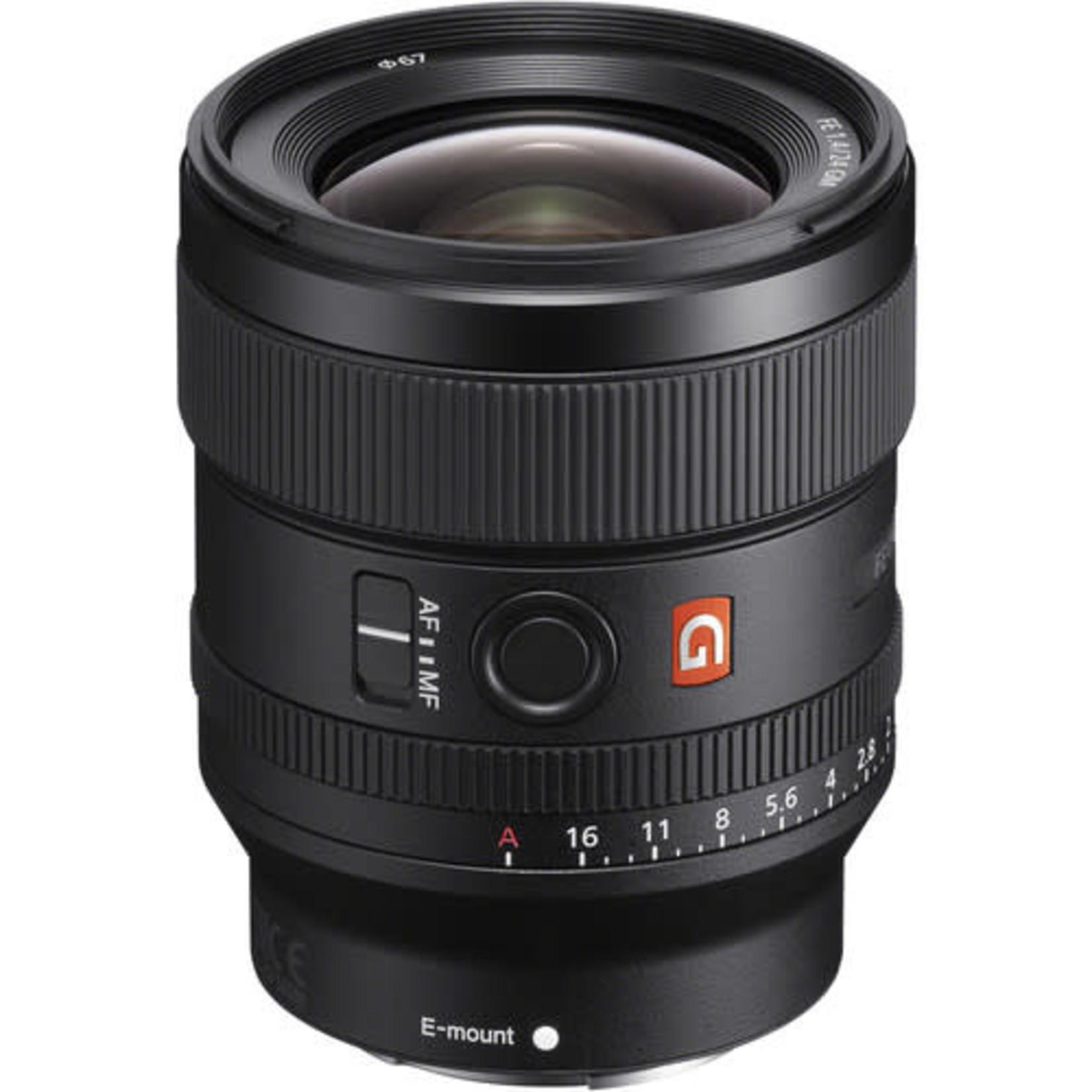 Sony Sony FE 24mm f/1.4 GM Lens