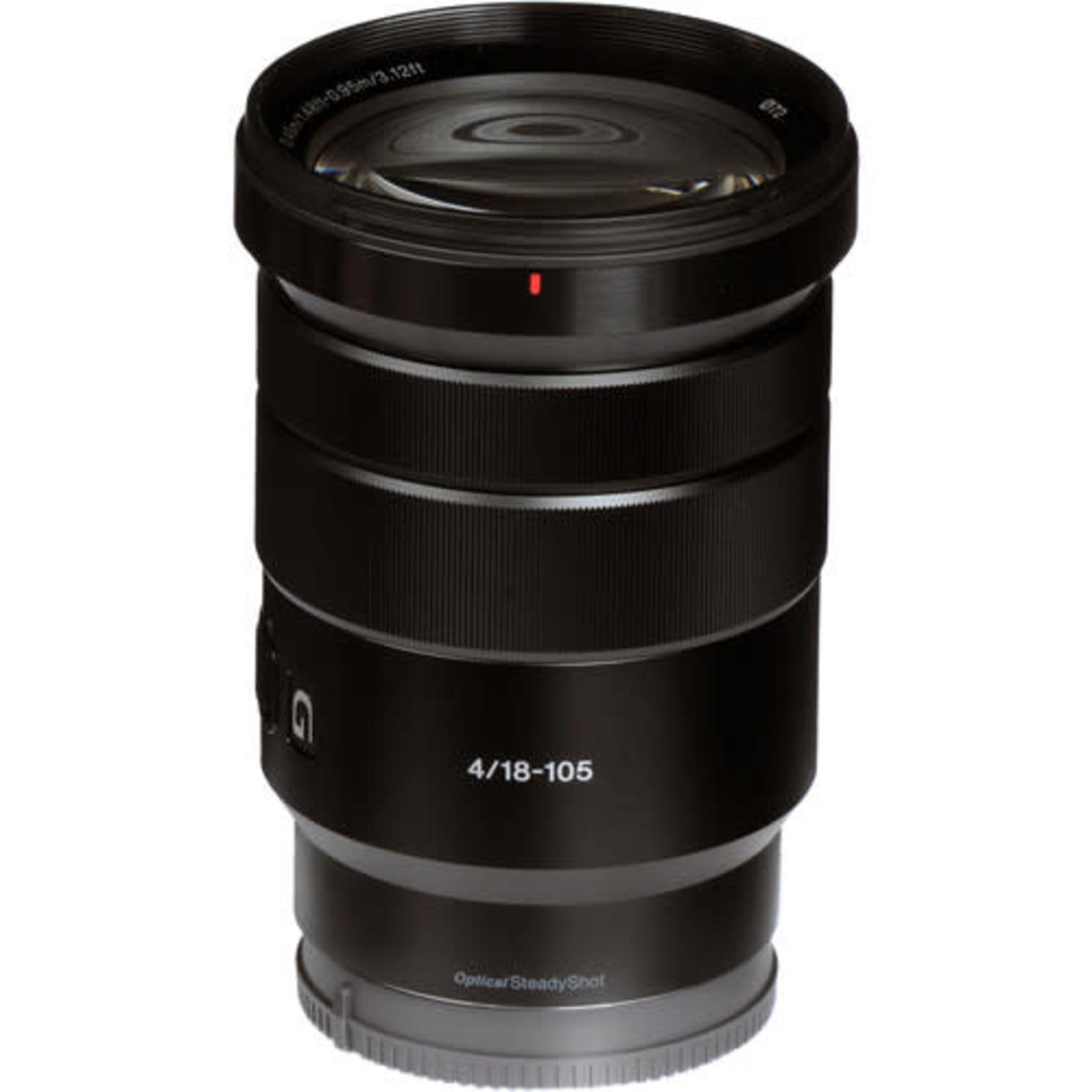 Sony Sony E PZ 18-105mm f/4 G OSS Lens