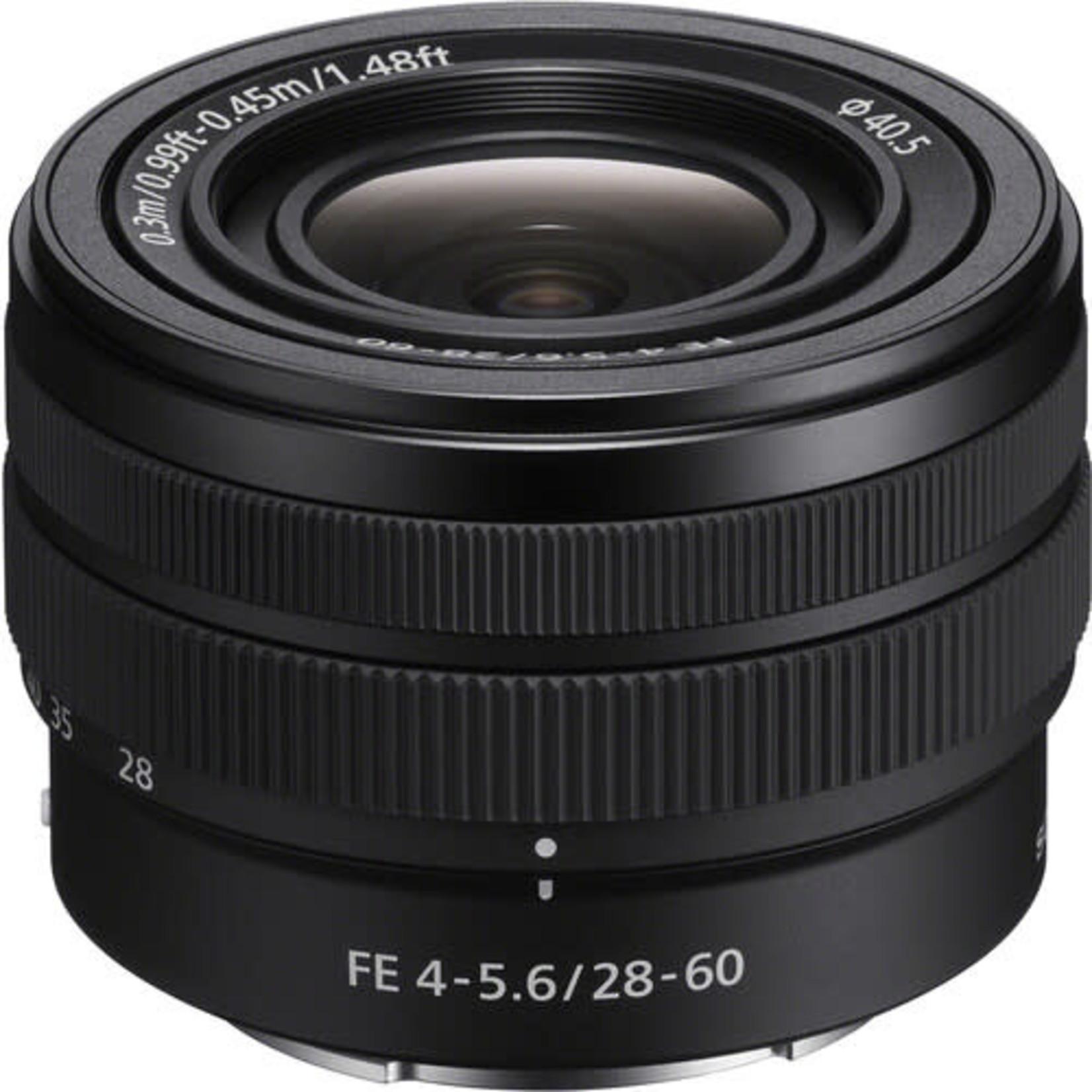 Sony Sony FE 28-60mm f/4-5.6 Lens