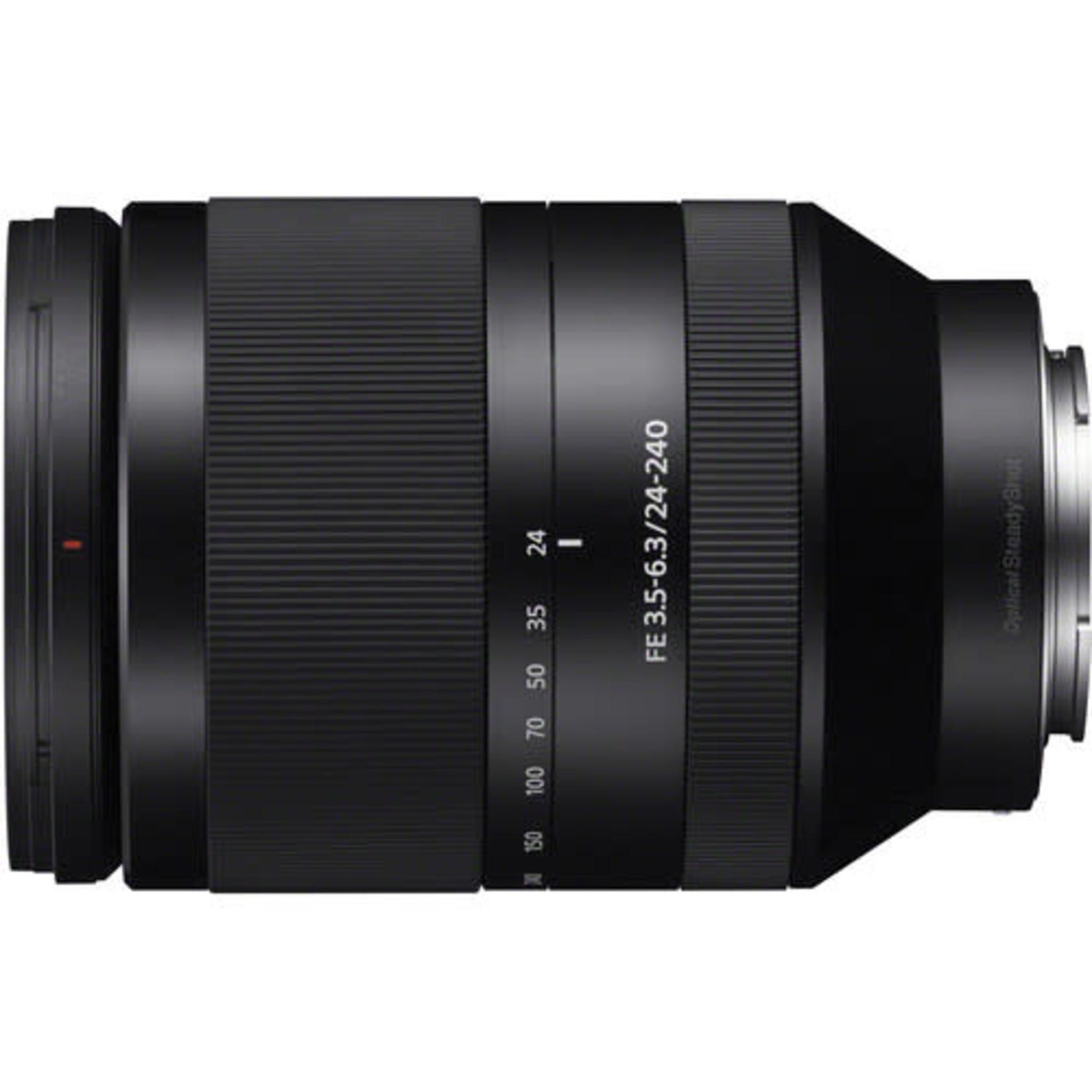 Sony Sony FE 24-240mm f/3.5-6.3 OSS Lens