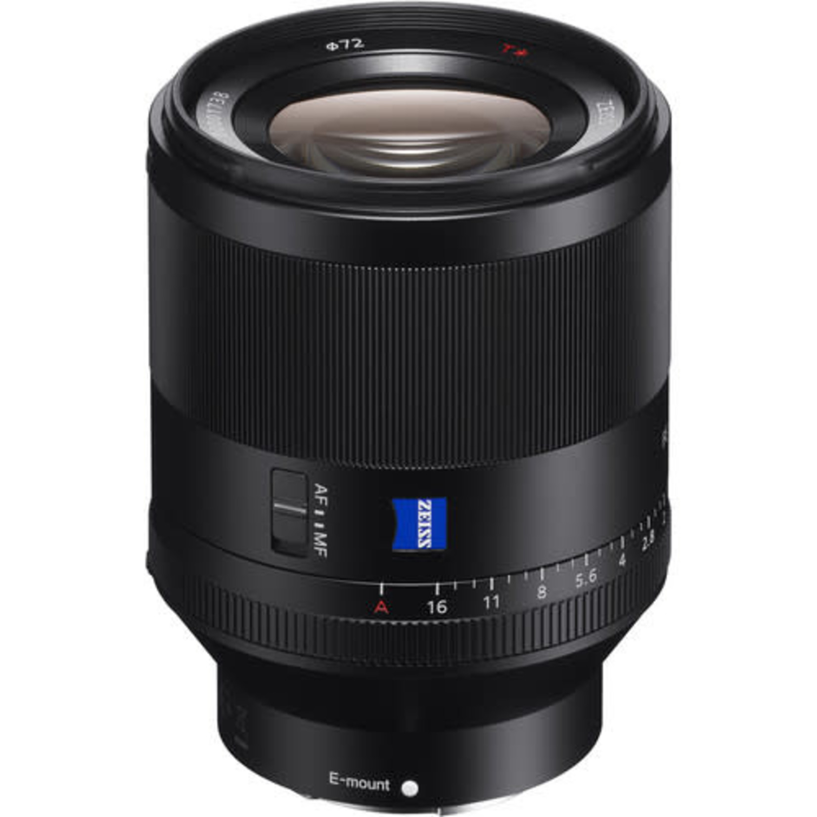 Sony Sony Planar T* FE 50mm f/1.4 ZA Lens