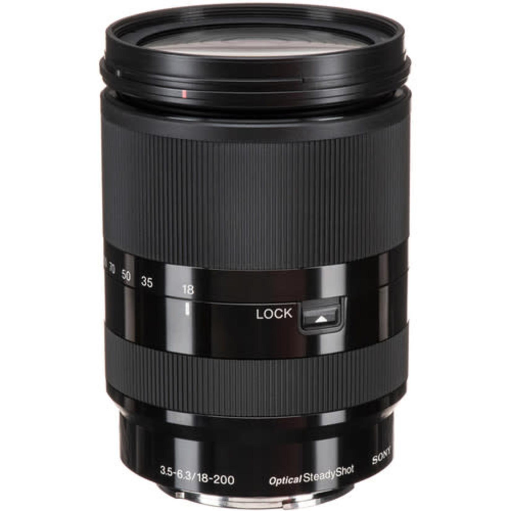 Sony Sony E 18-200mm f/3.5-6.3 OSS LE Lens