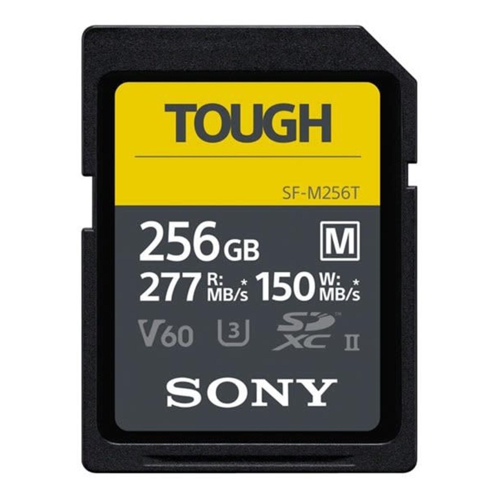 Sony Sony 256GB SF-M Tough Series UHS-II SDXC Memory Card