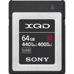 Sony Sony 64GB G Series XQD Memory Card