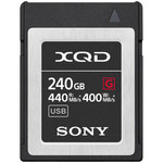 Sony Sony 240GB G Series XQD Memory Card