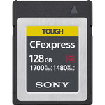 Sony Sony 128GB CFexpress Type B TOUGH Memory Card