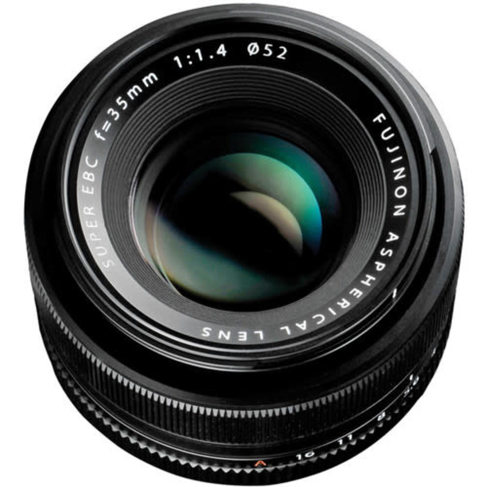 FujiFilm FujiFilm XF 35mm f/1.4 R Lens