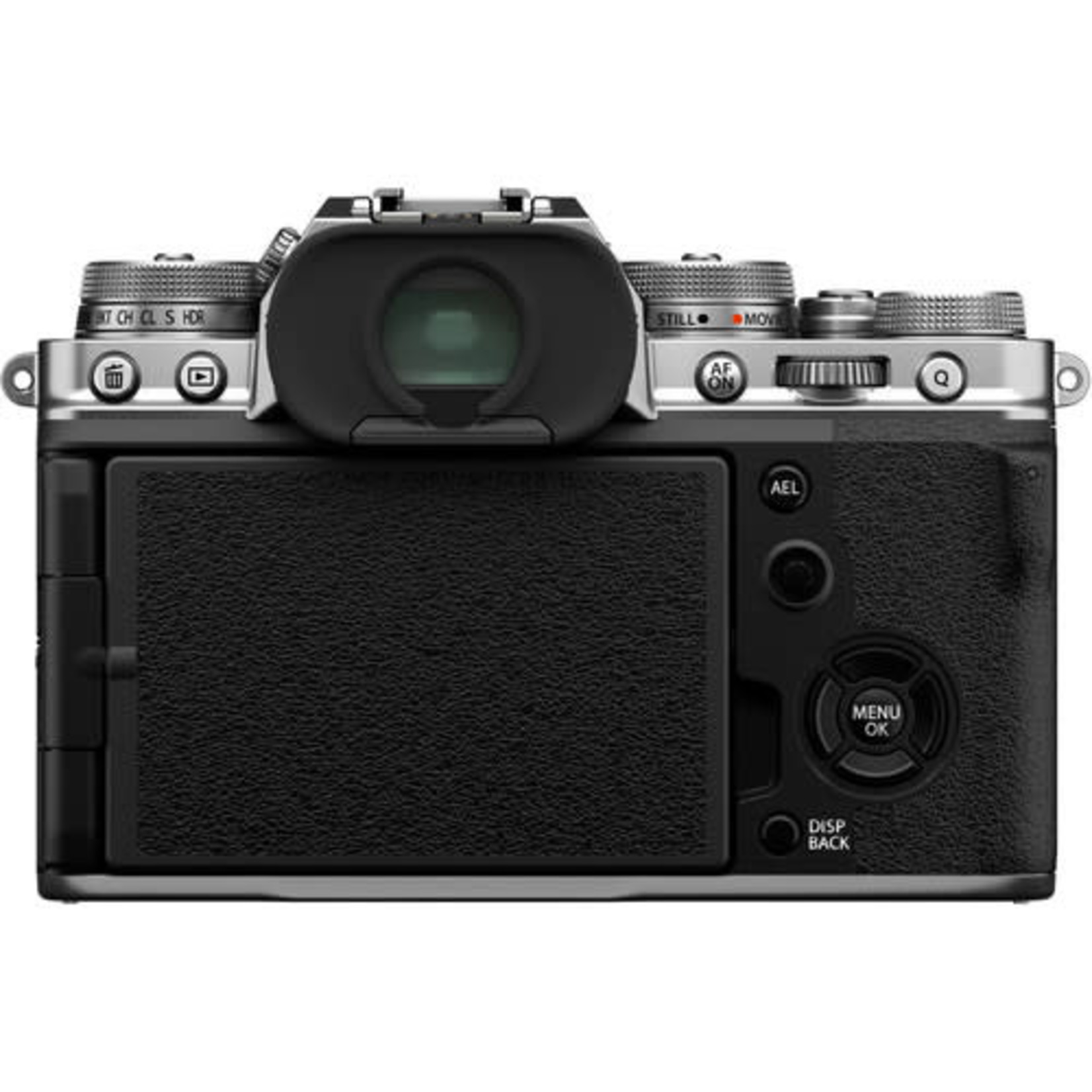 FujiFilm FUJIFILM X-T4 Mirrorless Digital Camera with 16-80mm Lens (Silver)