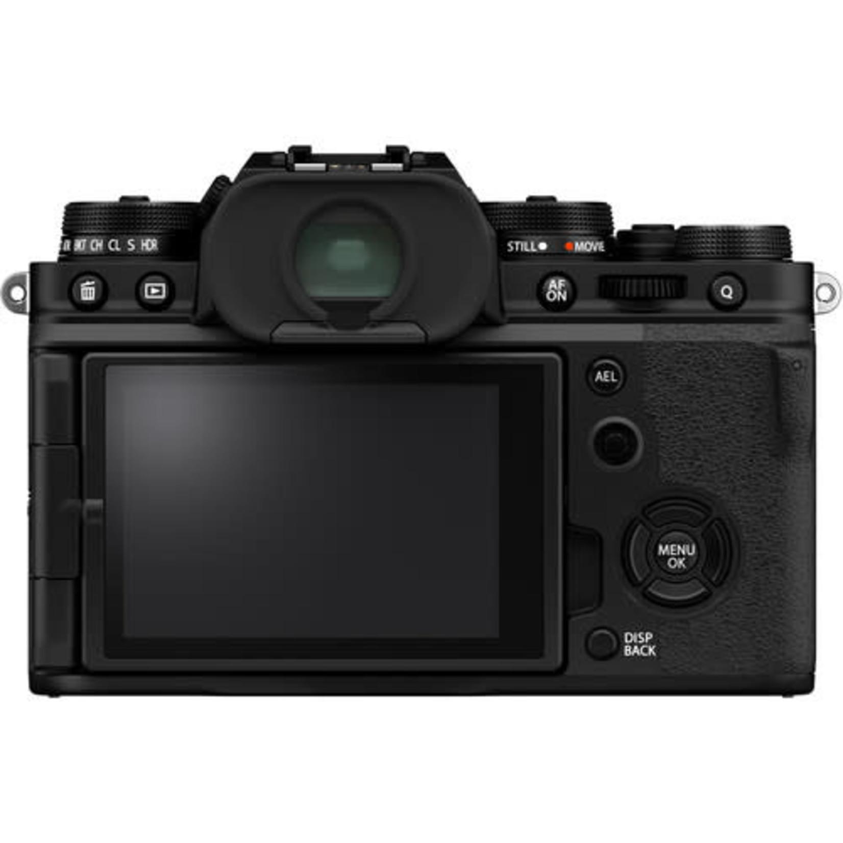 FujiFilm FUJIFILM X-T4 Mirrorless Digital Camera (Body Only, Black)