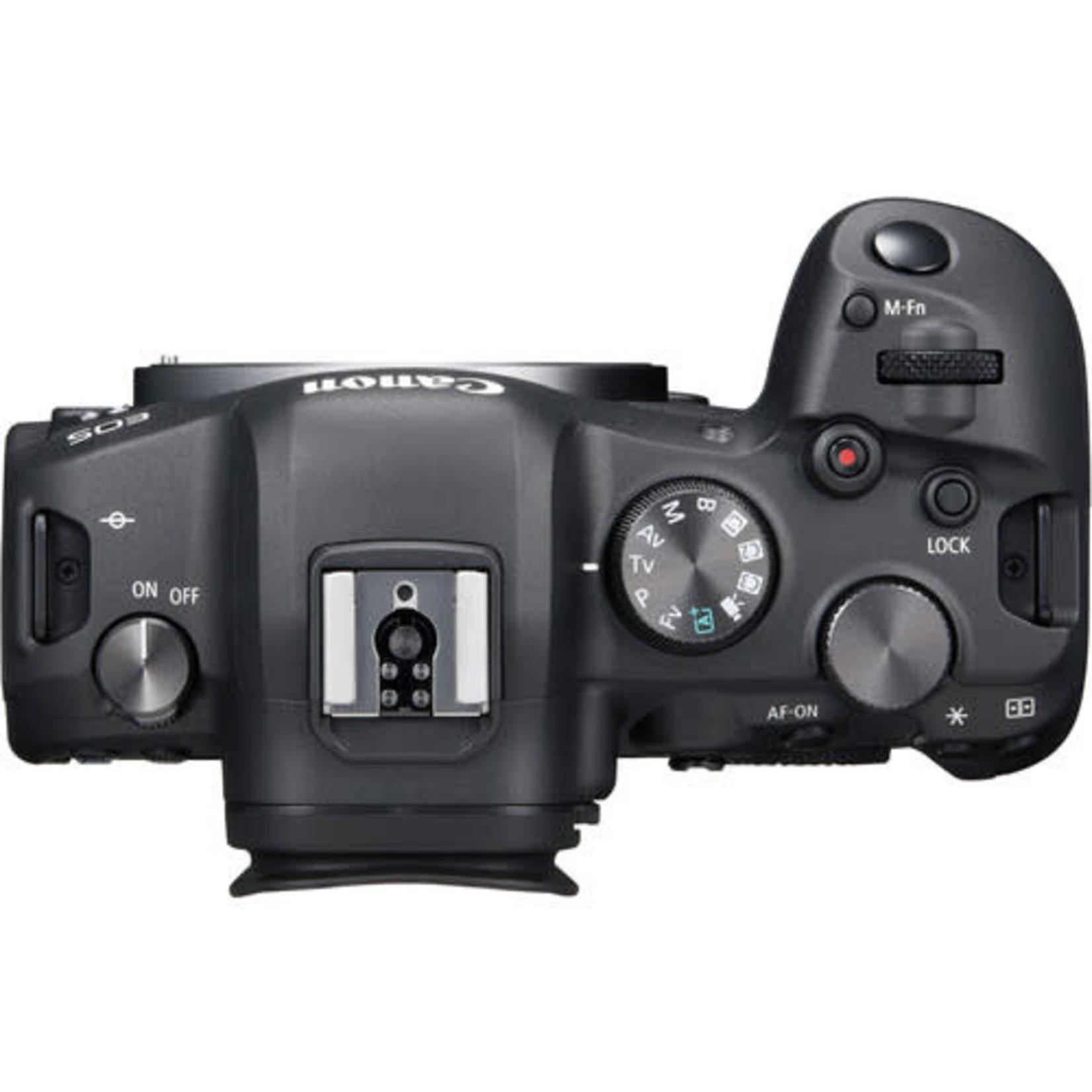Canon Canon EOS R6 Mirrorless Digital Camera (Body Only)