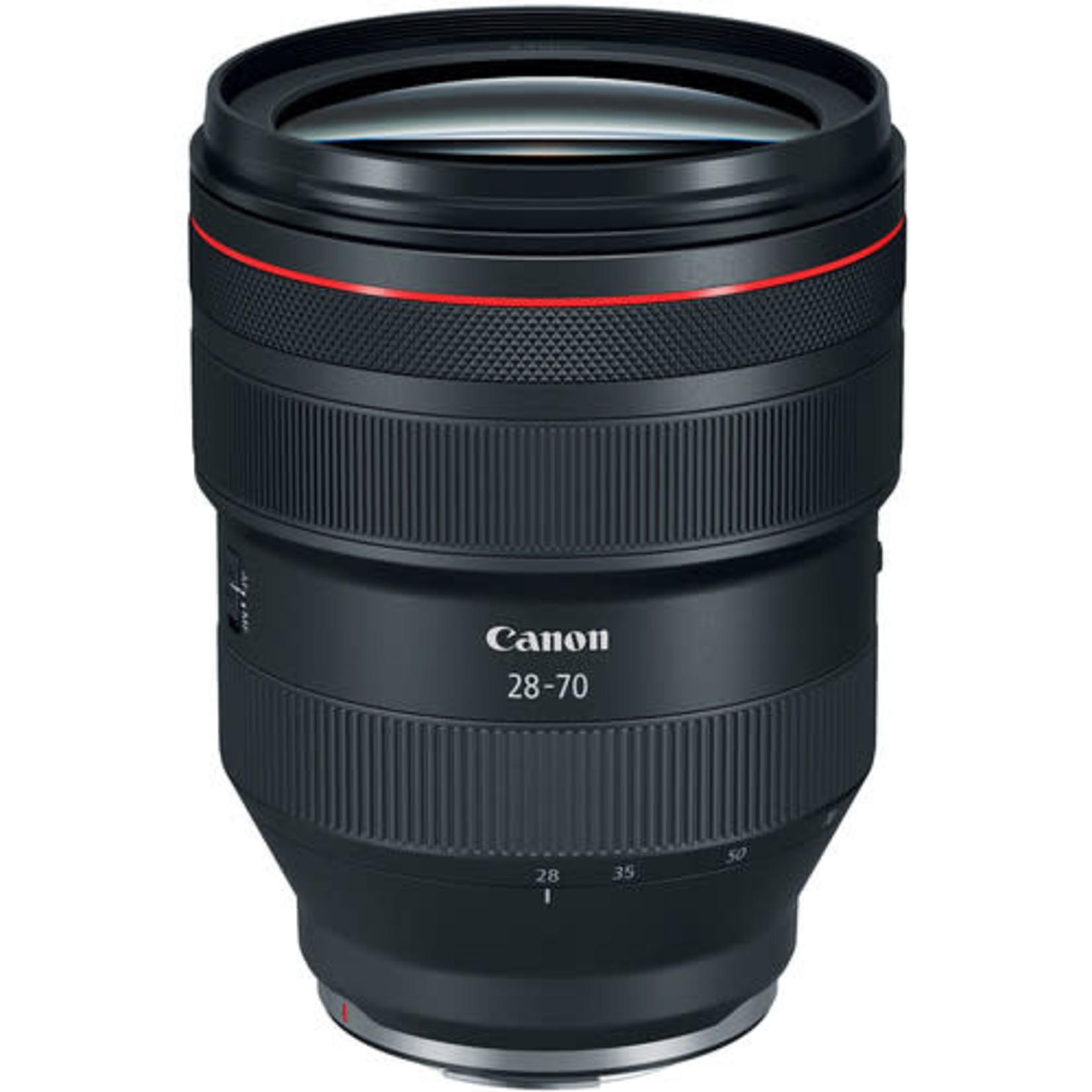 Canon Canon RF 28-70mm f/2L USM Lens