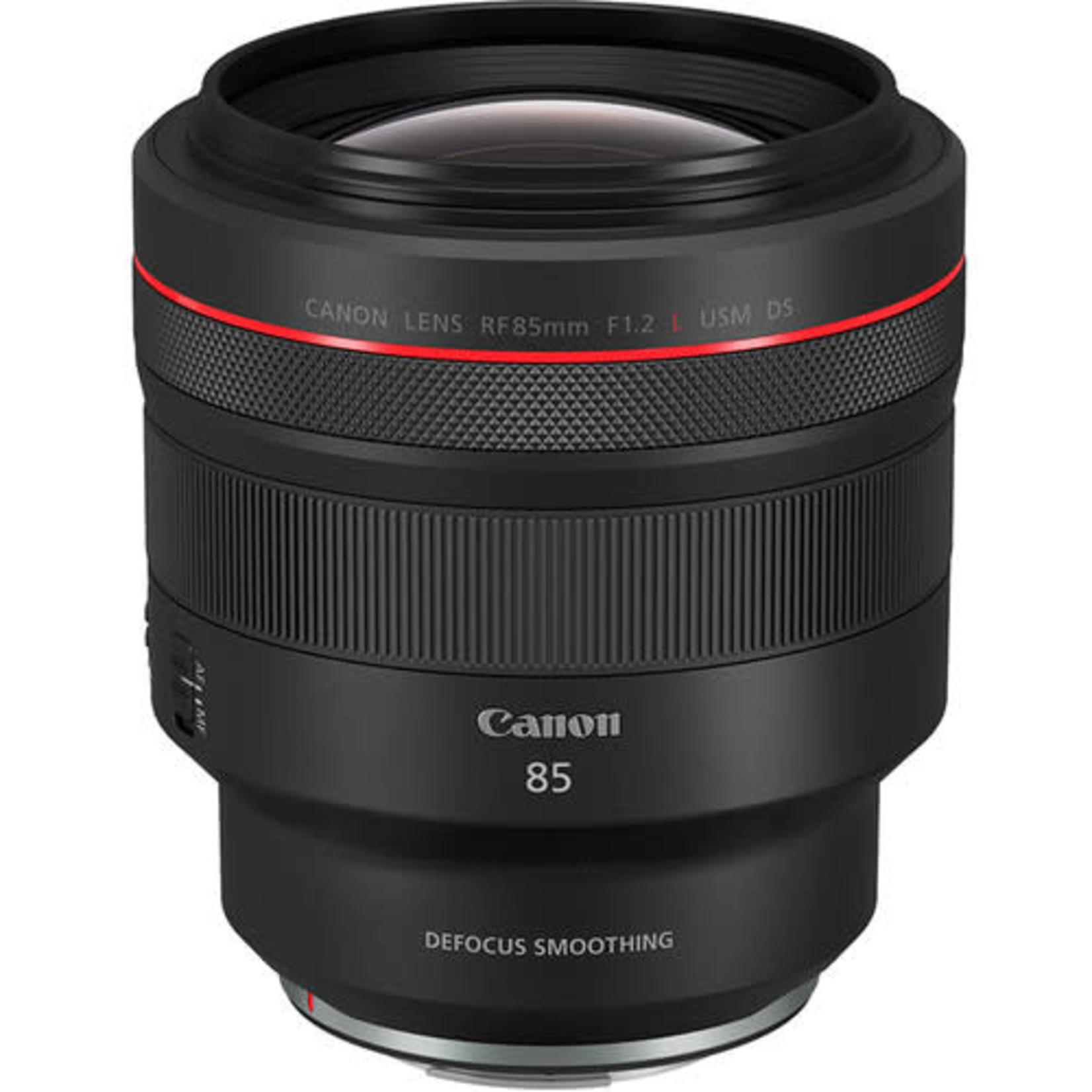 Canon Canon RF 85mm f/1.2L USM DS Lens