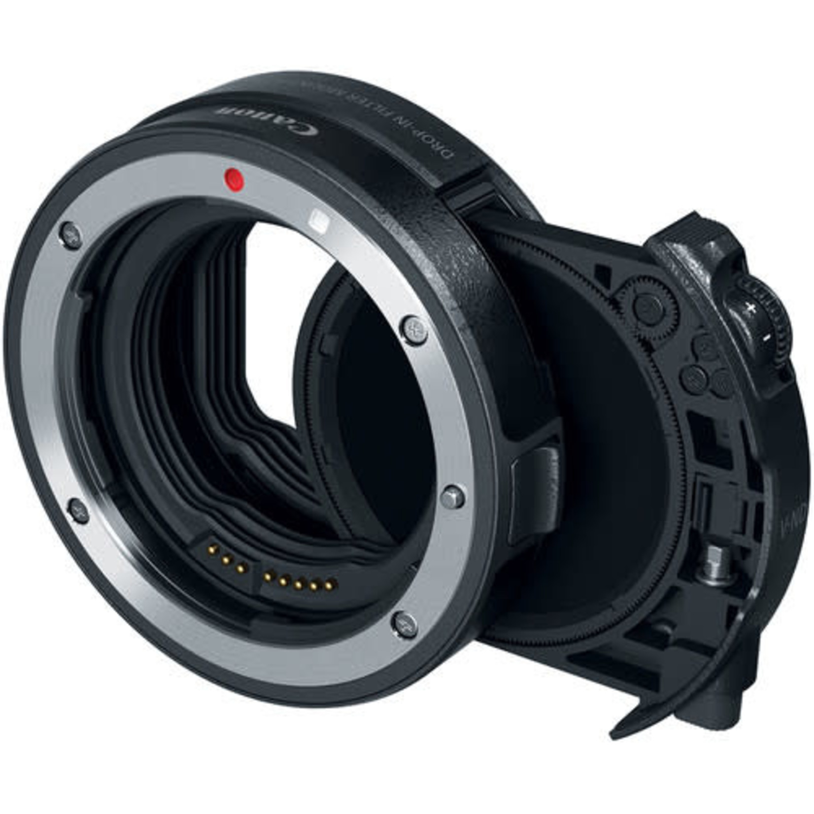 Canon Canon Drop-In Filter Mount Adapter EF-EOS R with Variable ND Filter