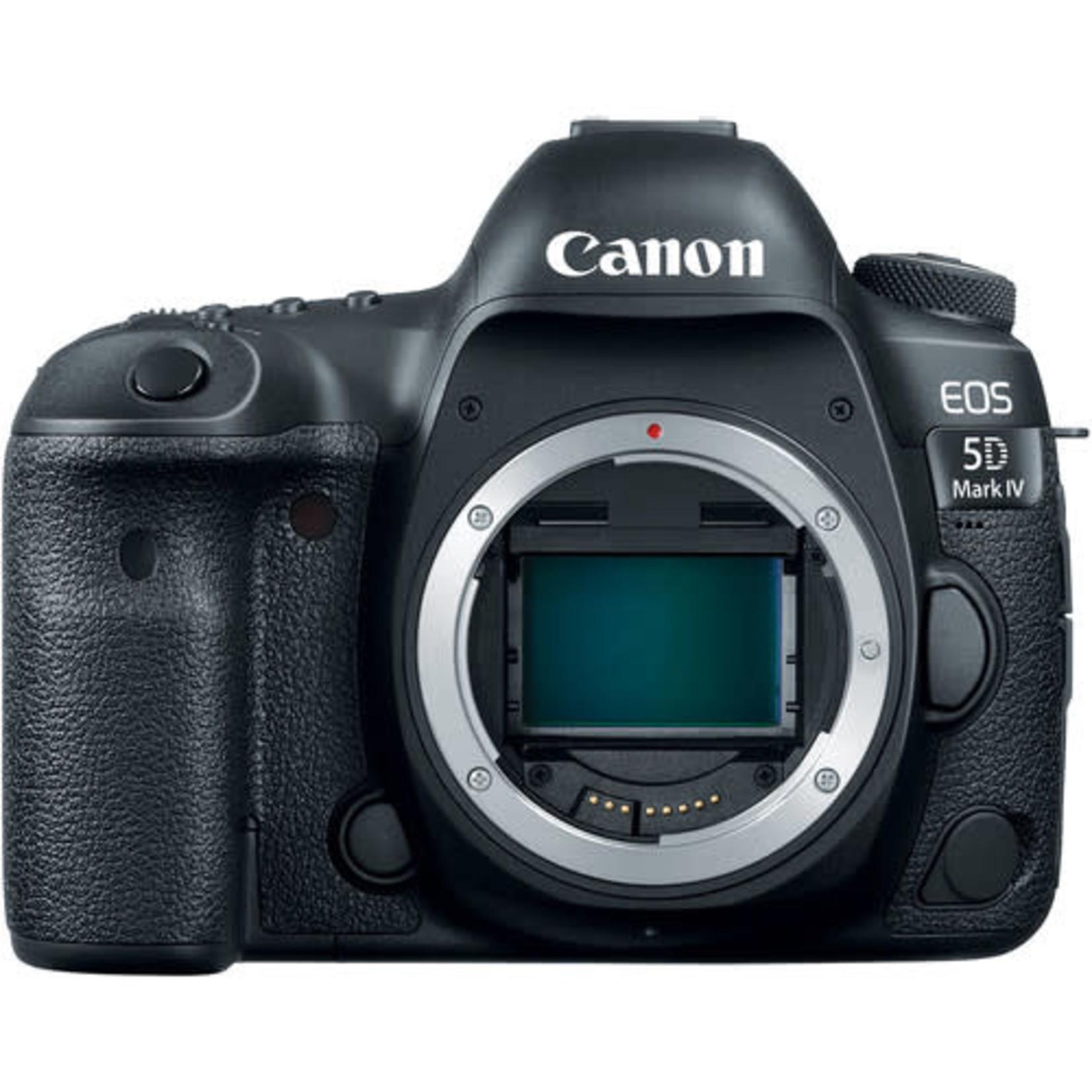 Canon Canon EOS 5D Mark IV DSLR Camera (Body Only)