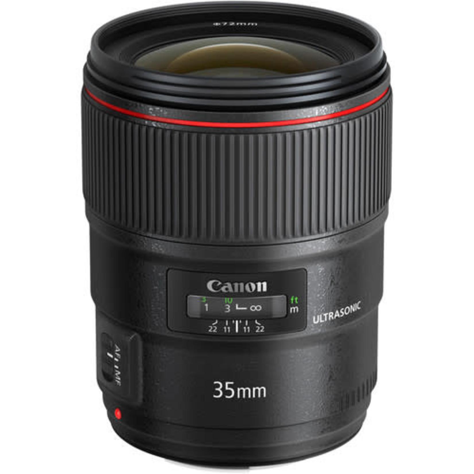Canon Canon EF 35mm f/1.4L II USM Lens