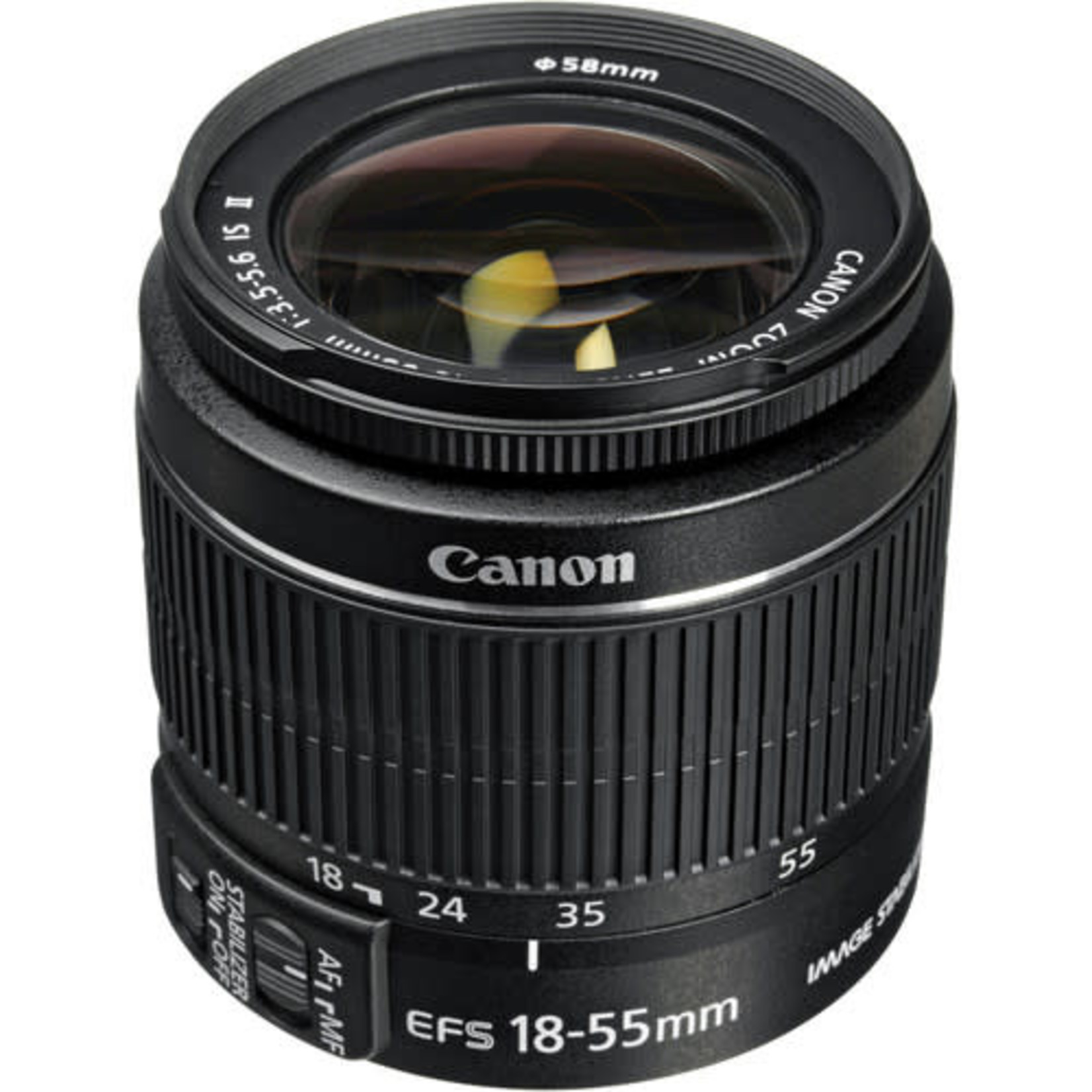 Canon Canon EF-S 18-55mm f/3.5-5.6 IS II Lens