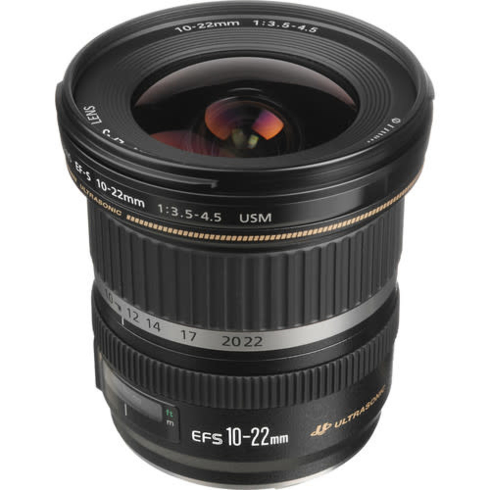 Canon Canon EF-S 10-22mm f/3.5-4.5 USM Lens