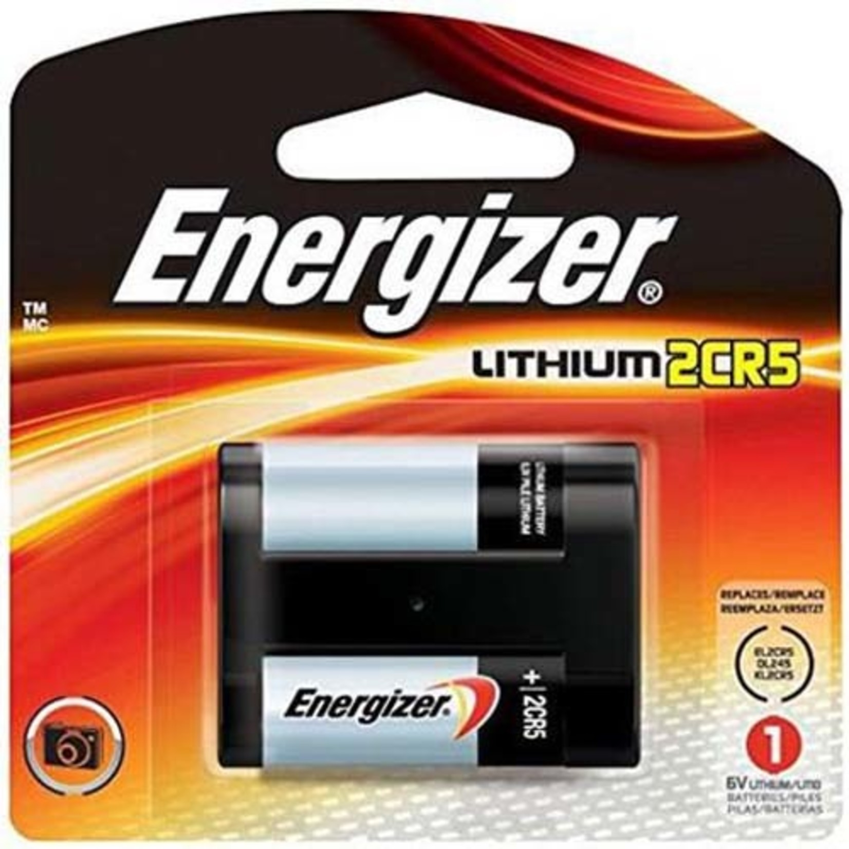 Energizer Energizer 2CR5 6 volt lithium