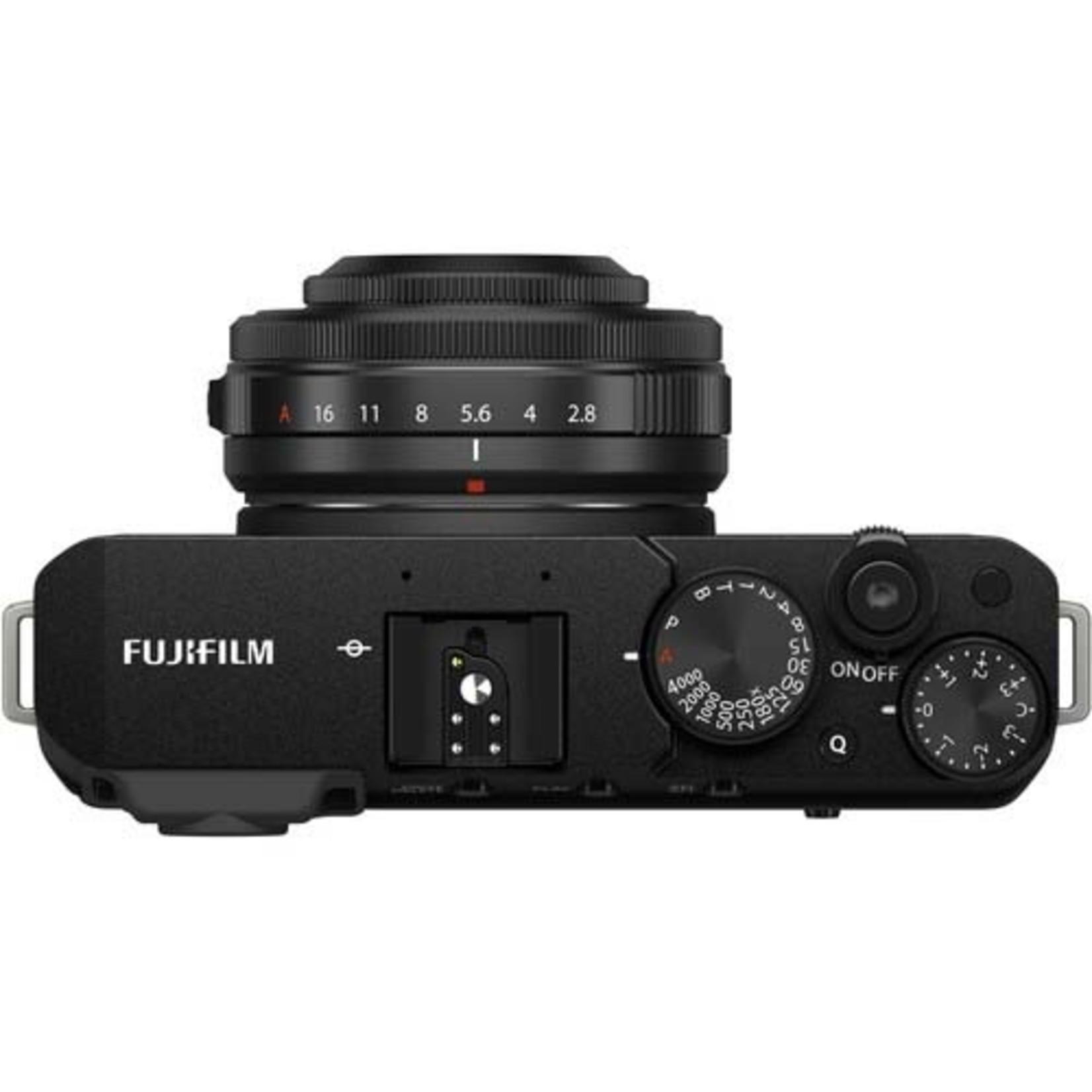 FujiFilm Fujifilm X-E4 w/XF27mmF2.8 R WR Lens Kit Black