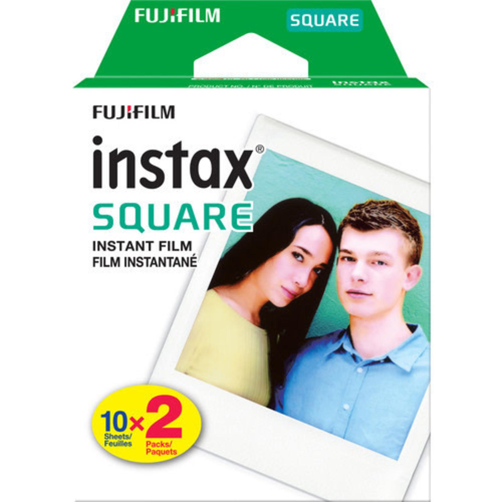 FujiFilm Fujifilm Instax square film 2-pack