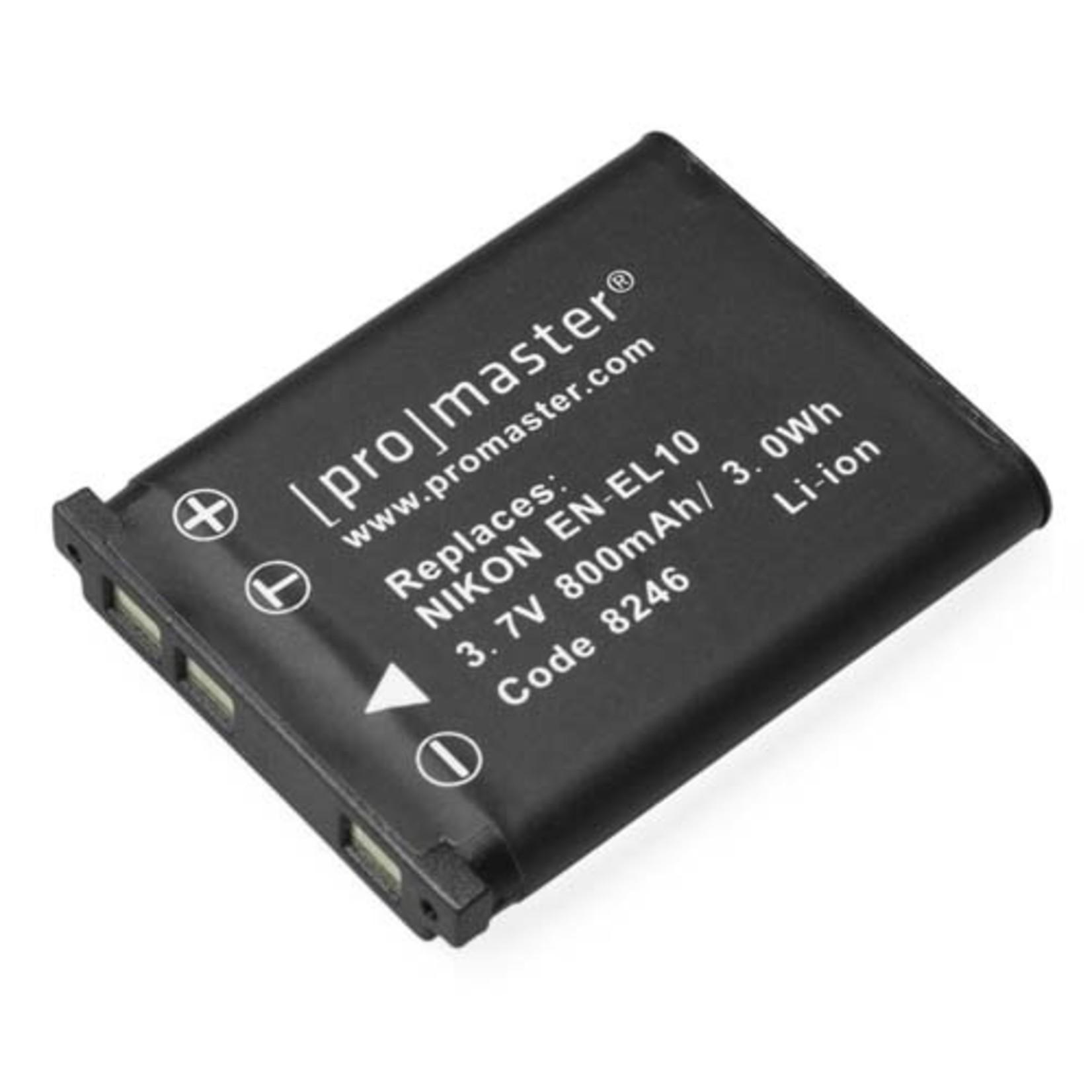 ProMaster Li-ion Battery for Nikon EN-EL10