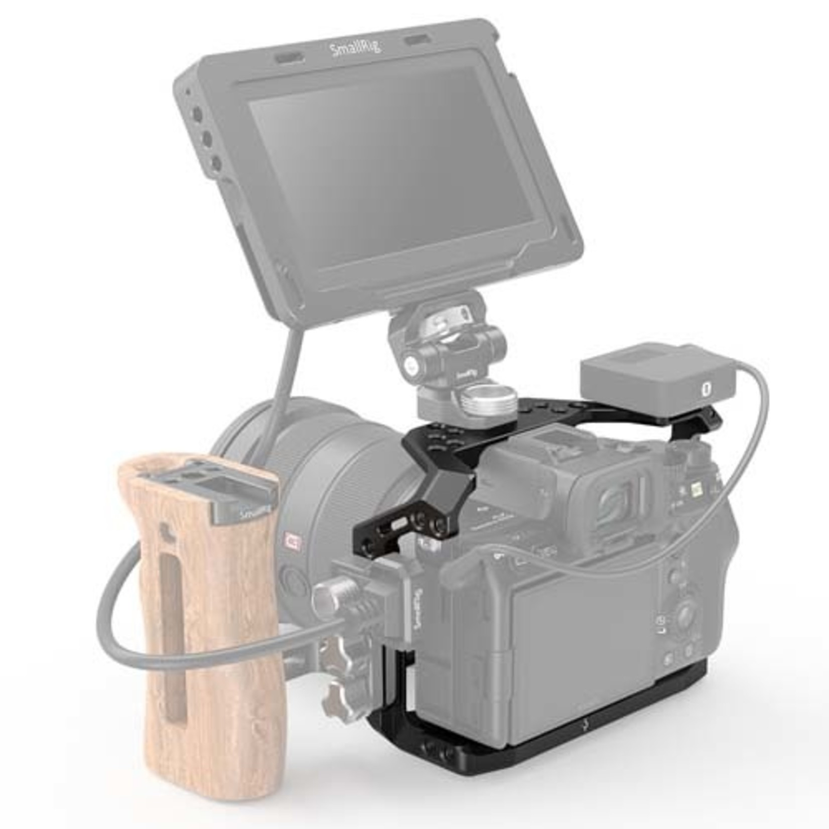 SmallRig SmallRig Camera Cage for Sony Alpha 7S III  A7S3
