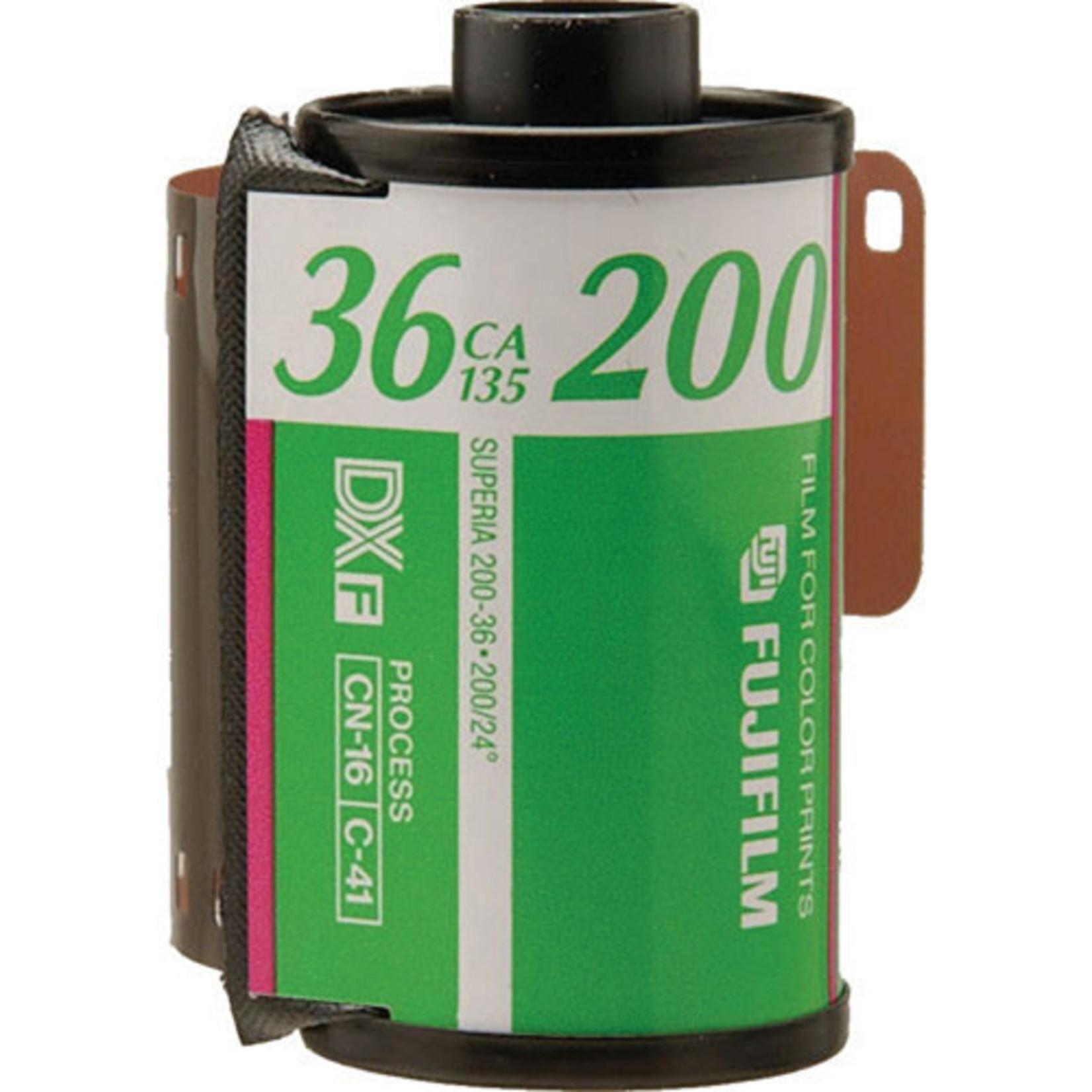 FujiFilm FujiFilm 200-36 Boxed Color Print Film