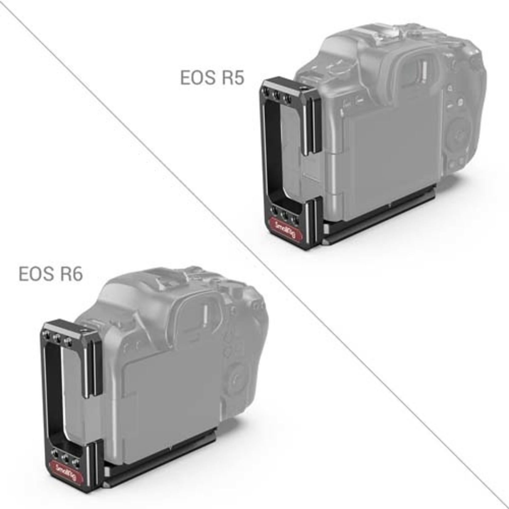 SmallRig SmallRig L-Bracket for Canon EOS R5 and R6